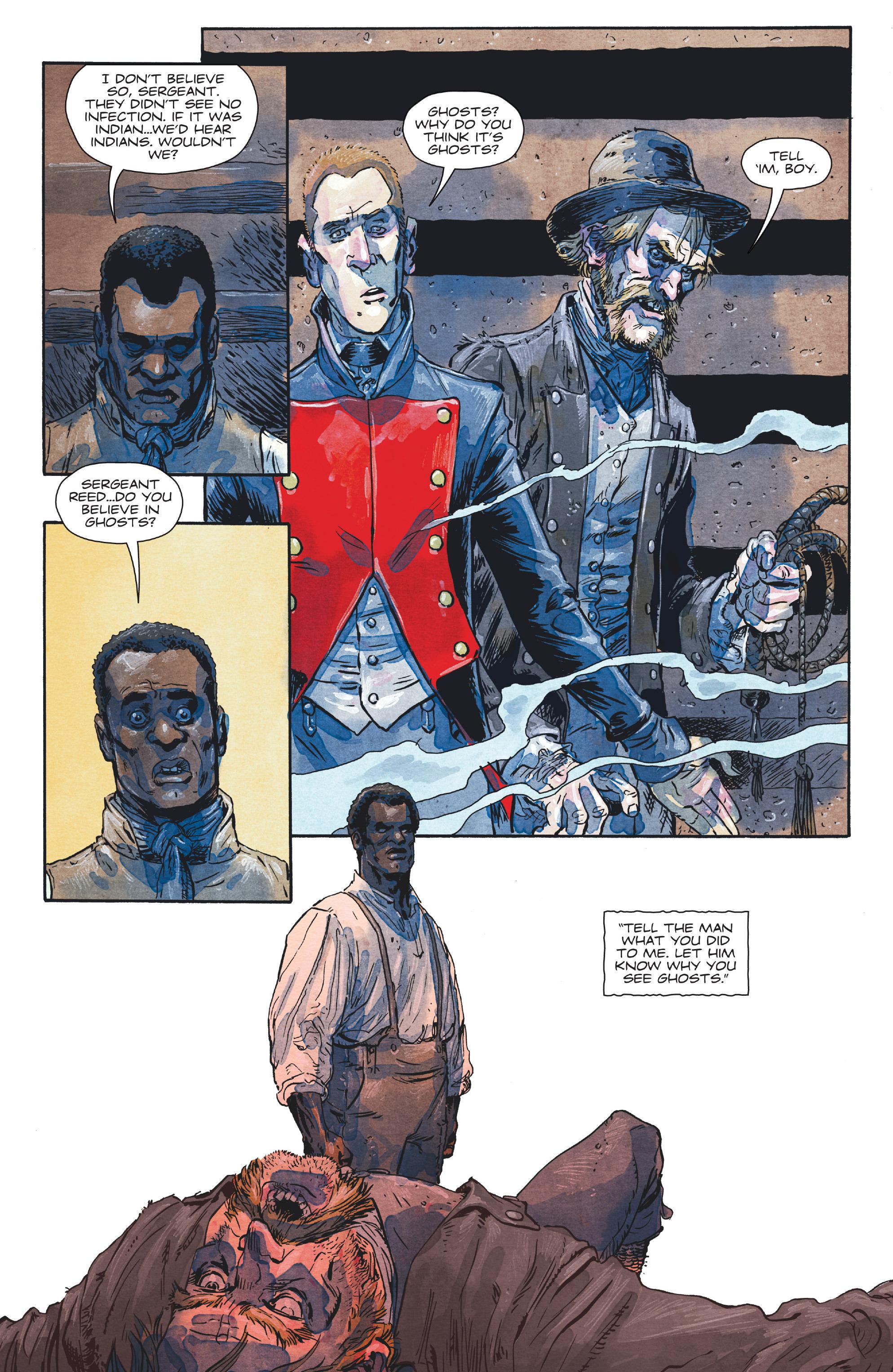 Read online Manifest Destiny comic -  Issue #28 - 10