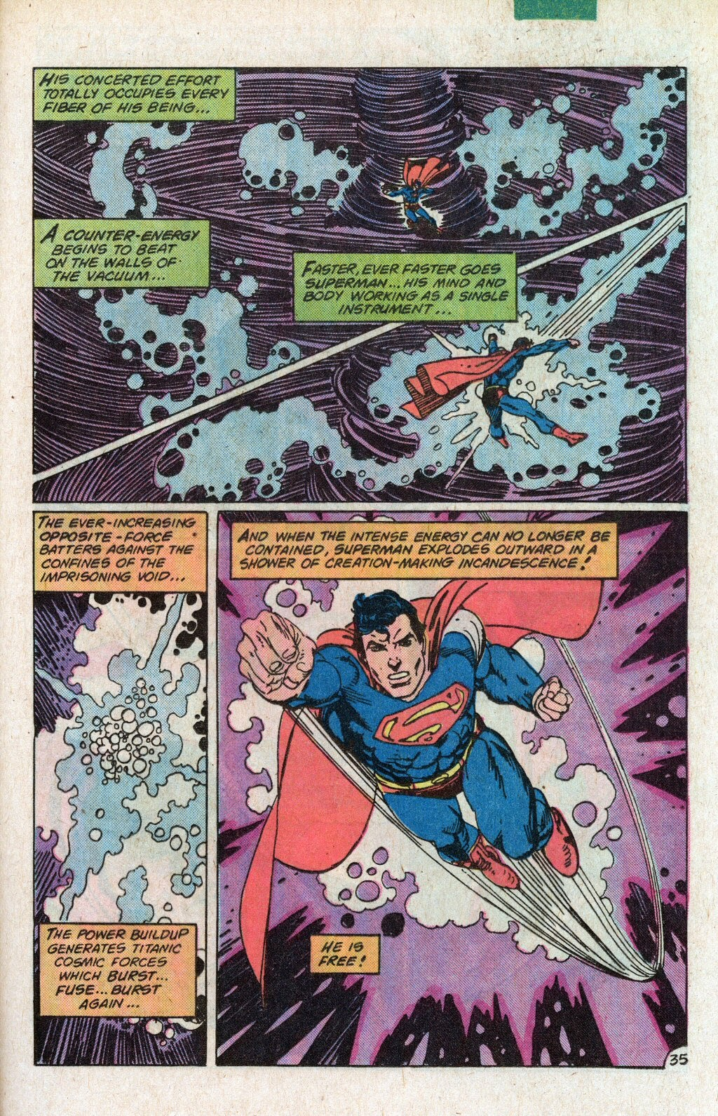 Read online Superman Special (1983) comic -  Issue #1 - 41
