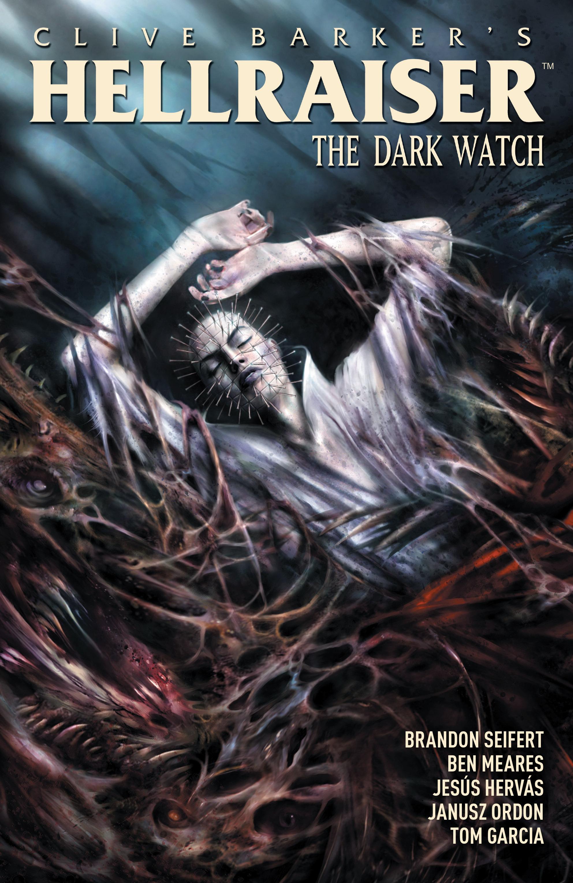 Read online Clive Barker's Hellraiser: The Dark Watch comic -  Issue # TPB 3 - 1
