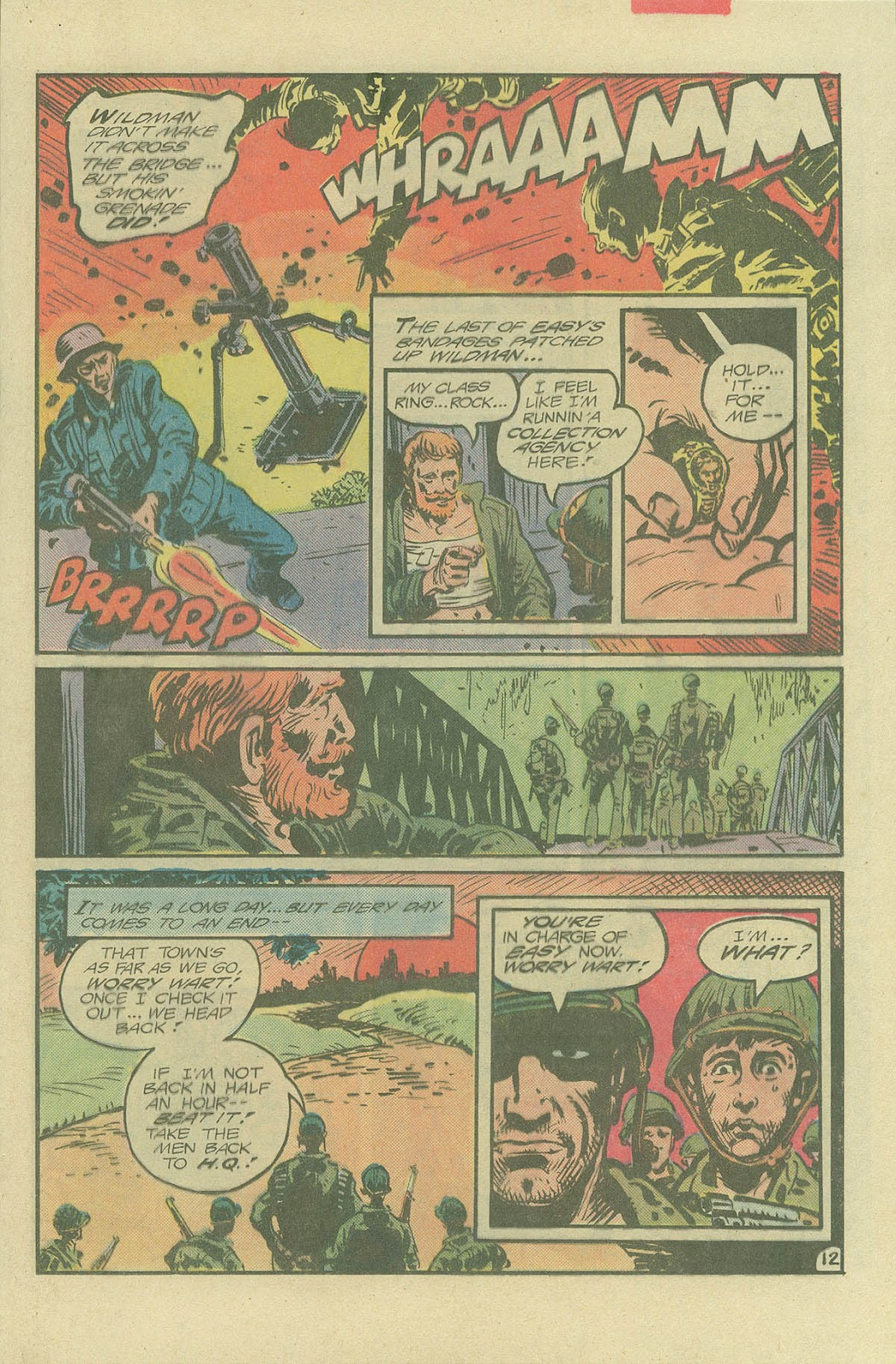 Sgt. Rock issue 389 - Page 12