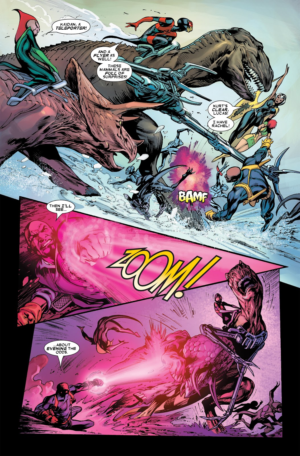 Uncanny X-Men (1963) issue 456 - Page 12
