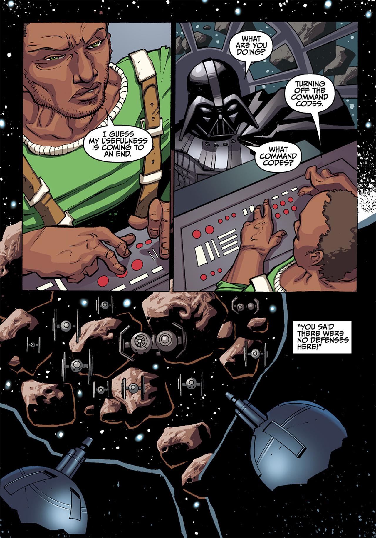 Read online Star Wars Omnibus comic -  Issue # Vol. 33 - 271