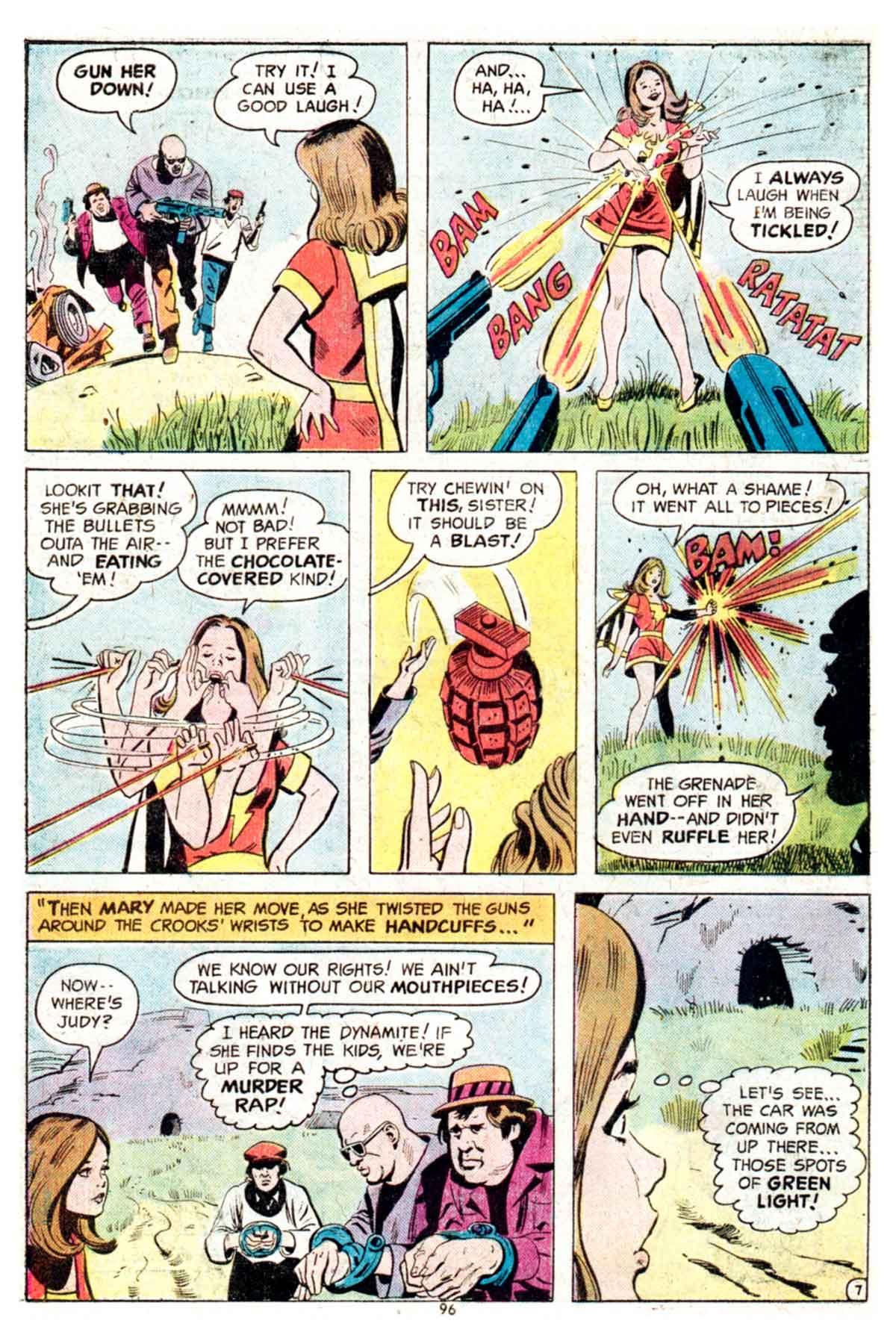 Read online Shazam! (1973) comic -  Issue #16 - 96