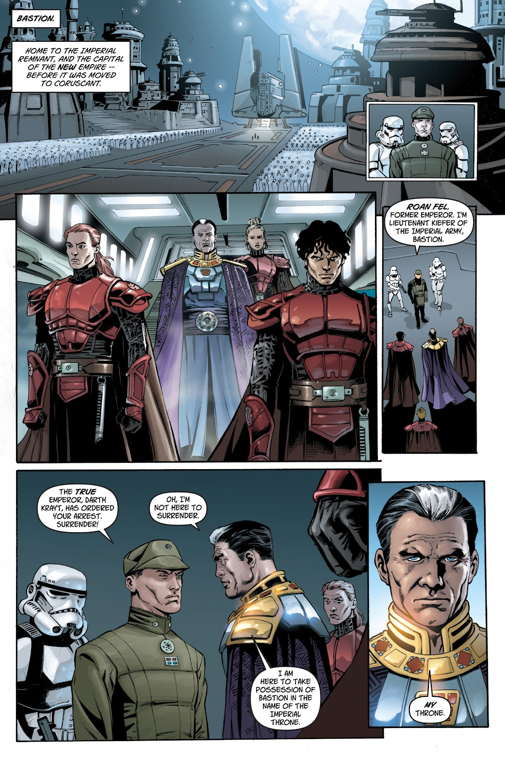 Read online Star Wars Legends: Legacy - Epic Collection comic -  Issue # TPB 1 (Part 1) - 61
