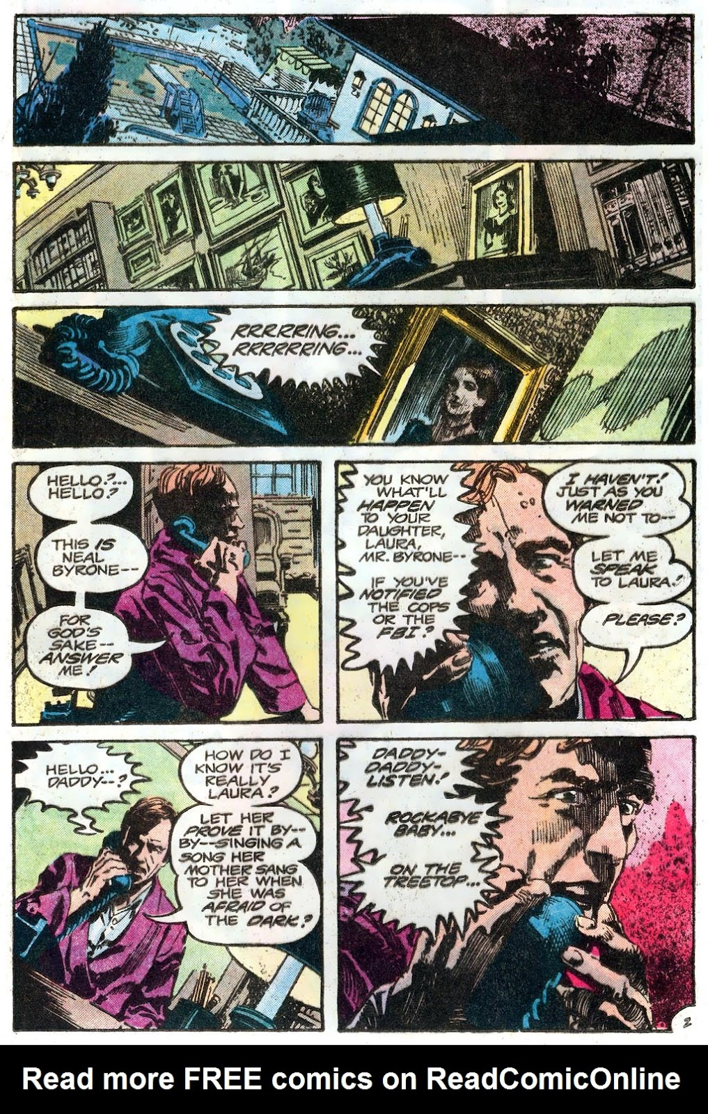 Elvira's House of Mystery Issue #1 #2 - English 20