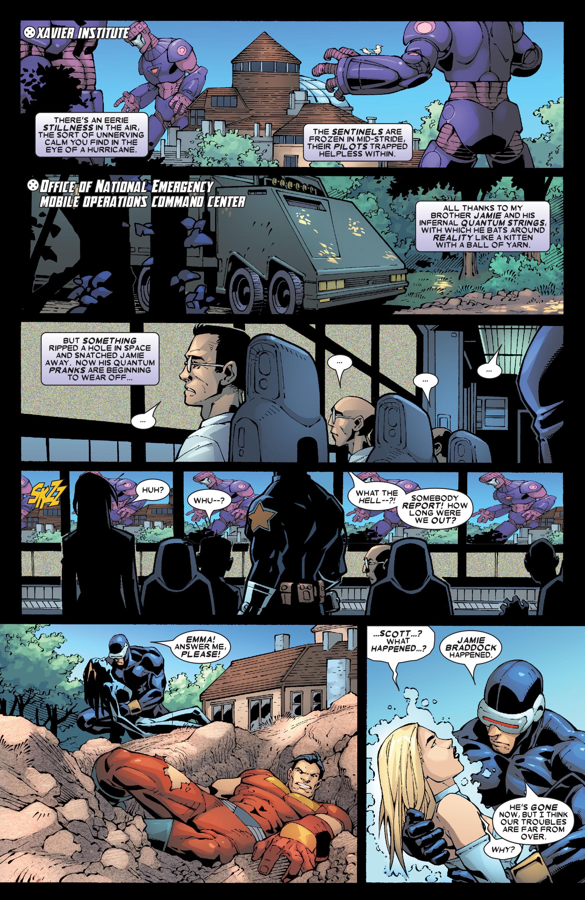 Uncanny X-Men (1963) 473 Page 1