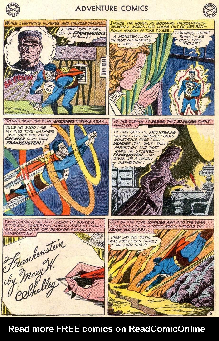 Read online Adventure Comics (1938) comic -  Issue #289 - 25