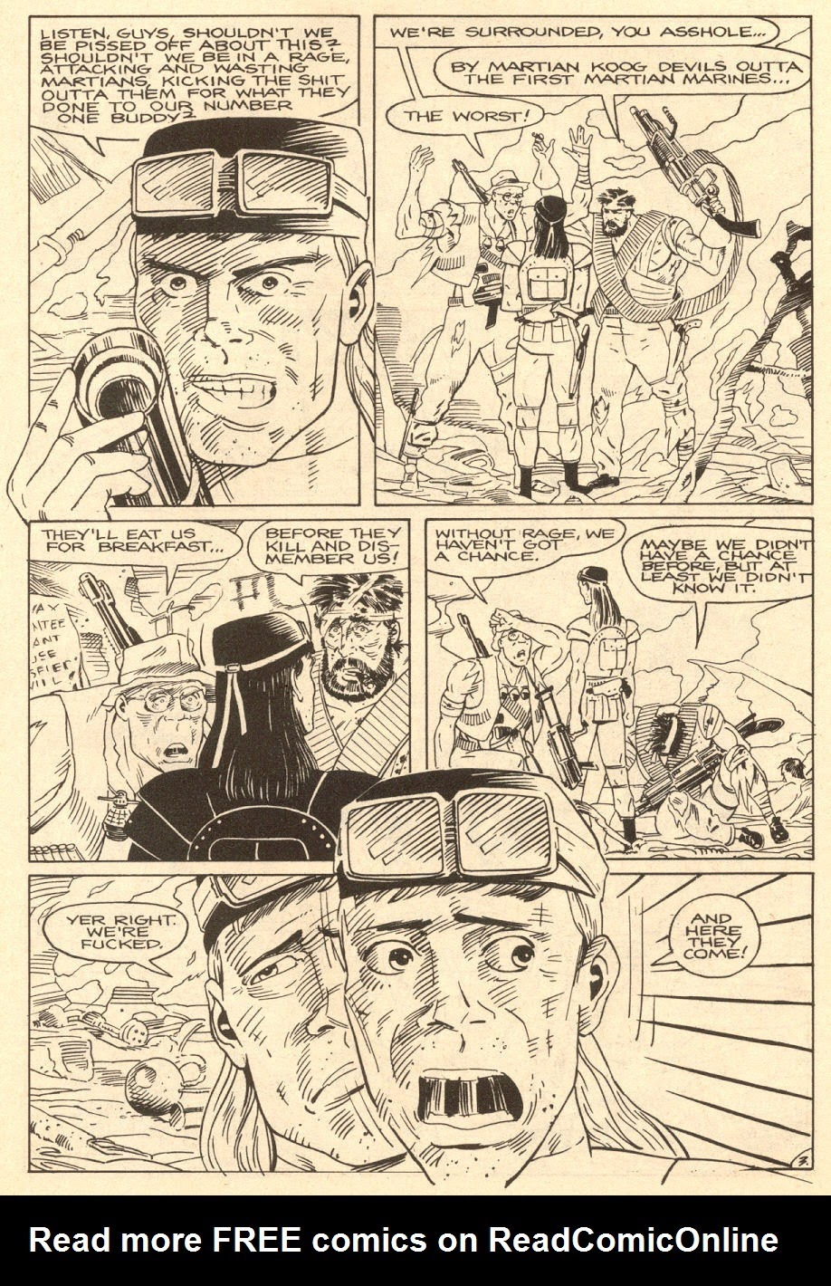 Commies from Mars: The Red Planet issue 6 - Page 28