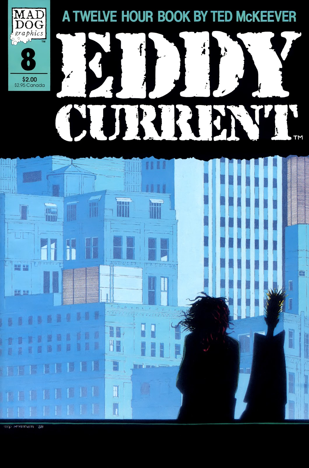Eddy Current 8 Page 1