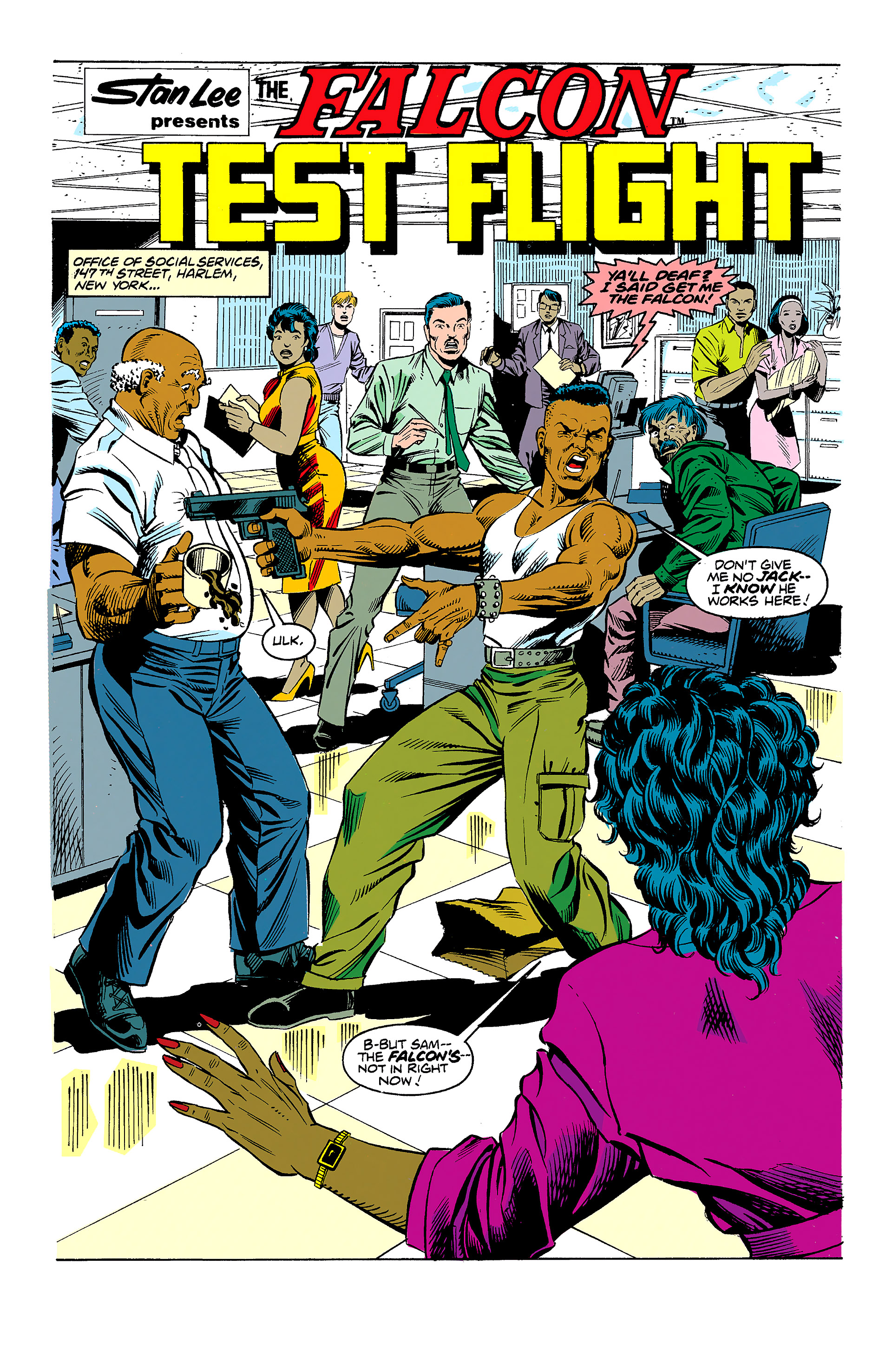 Read online Captain America (1968) comic -  Issue # _Annual 11 - 32