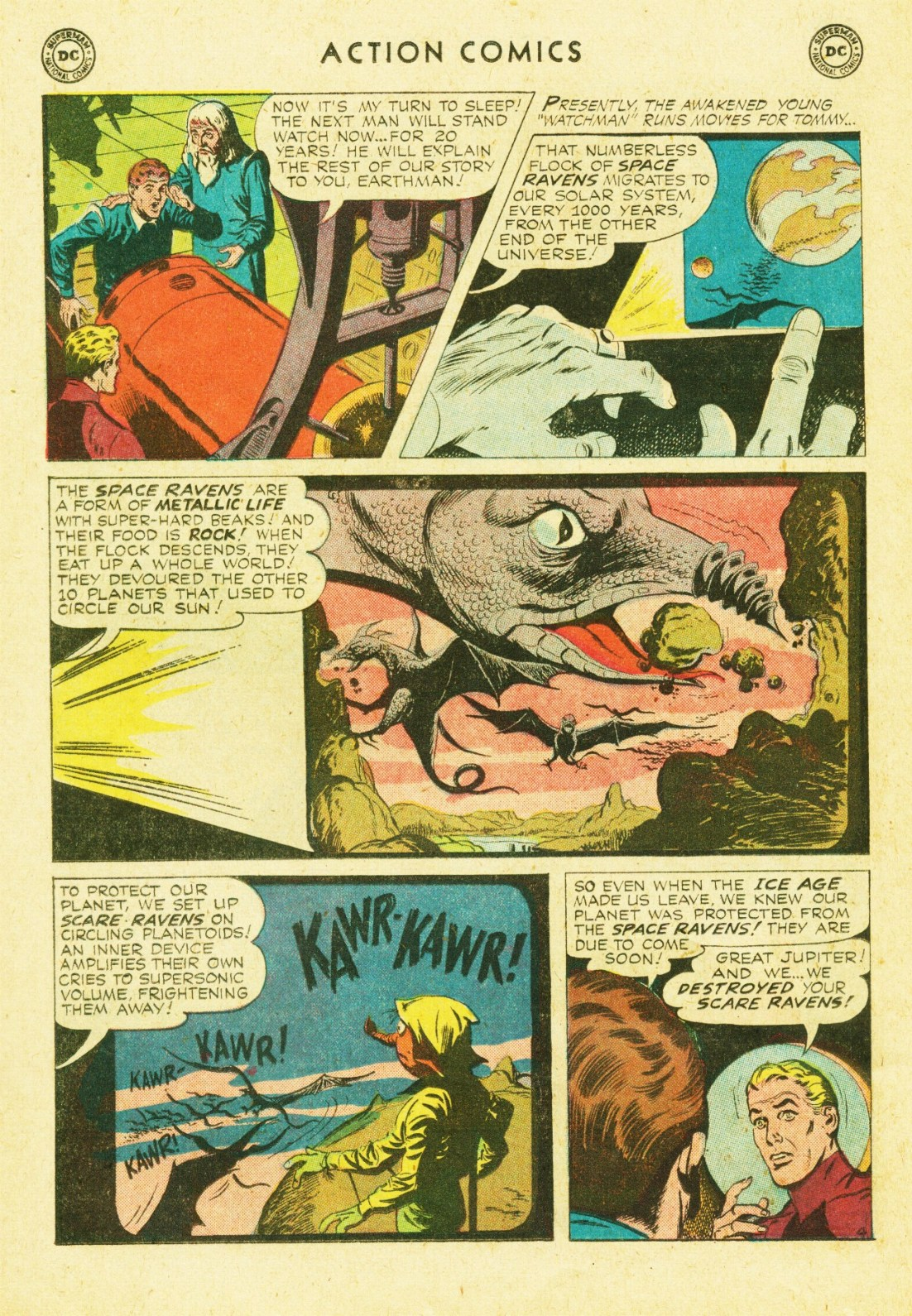 Read online Action Comics (1938) comic -  Issue #245 - 22