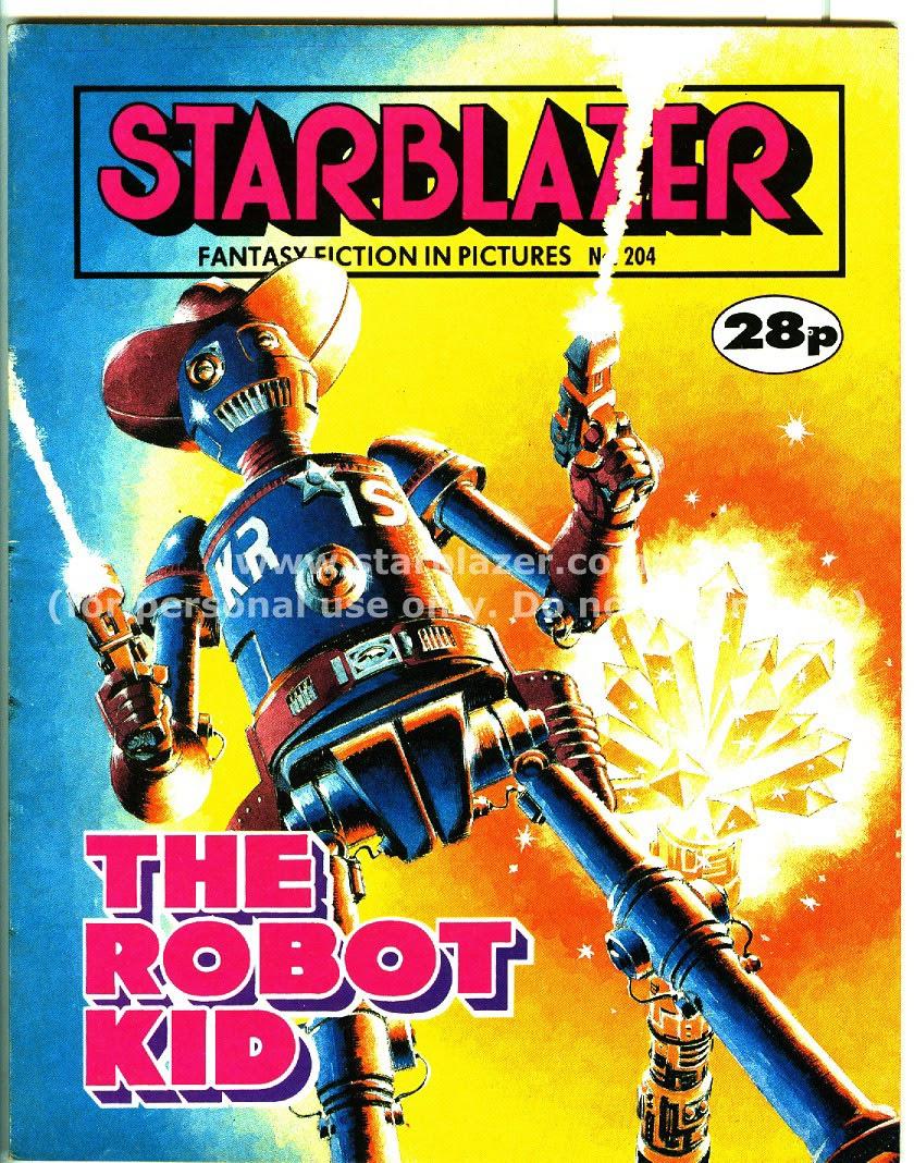 Starblazer issue 204 - Page 1