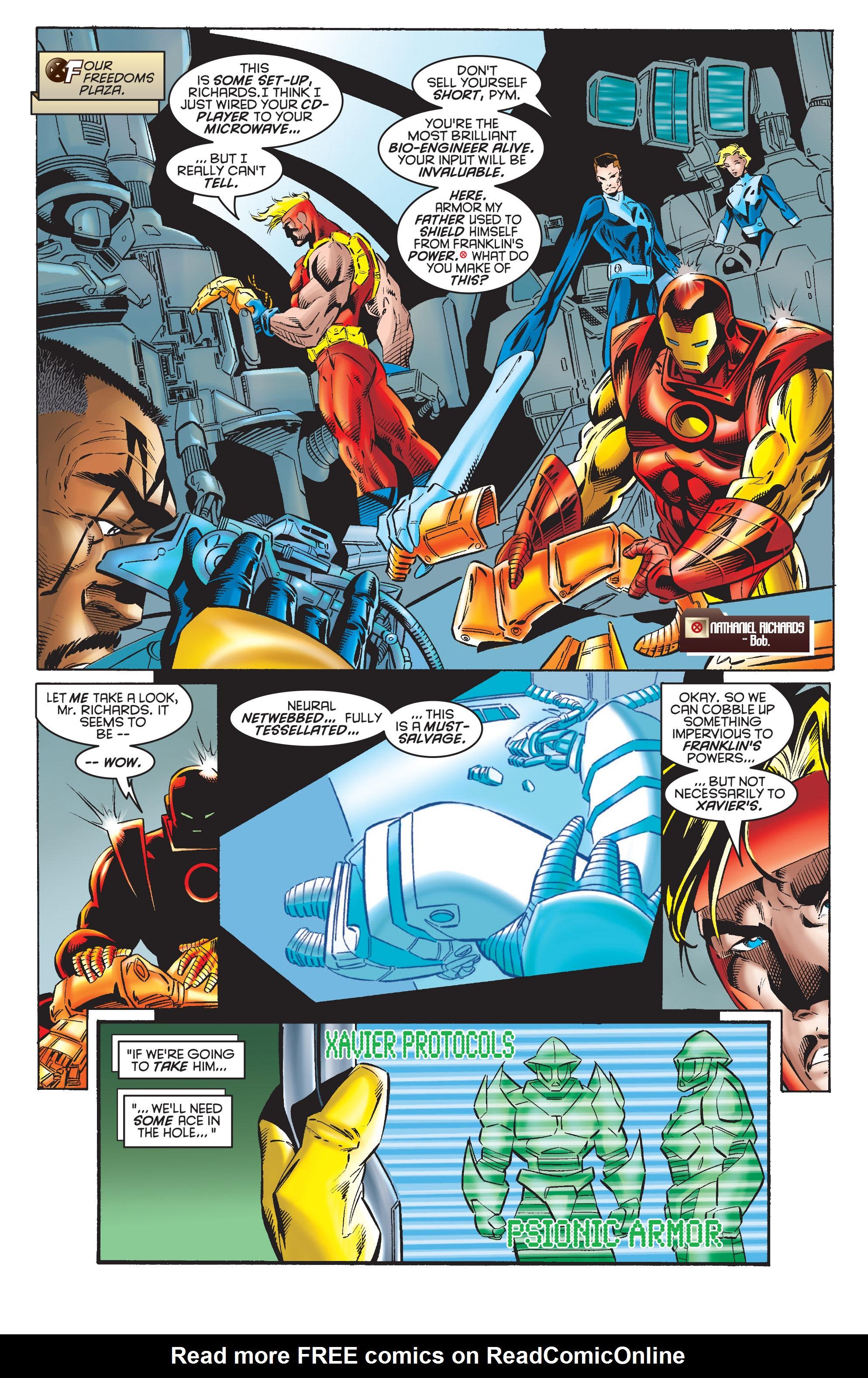X-Men (1991) 55 Page 10