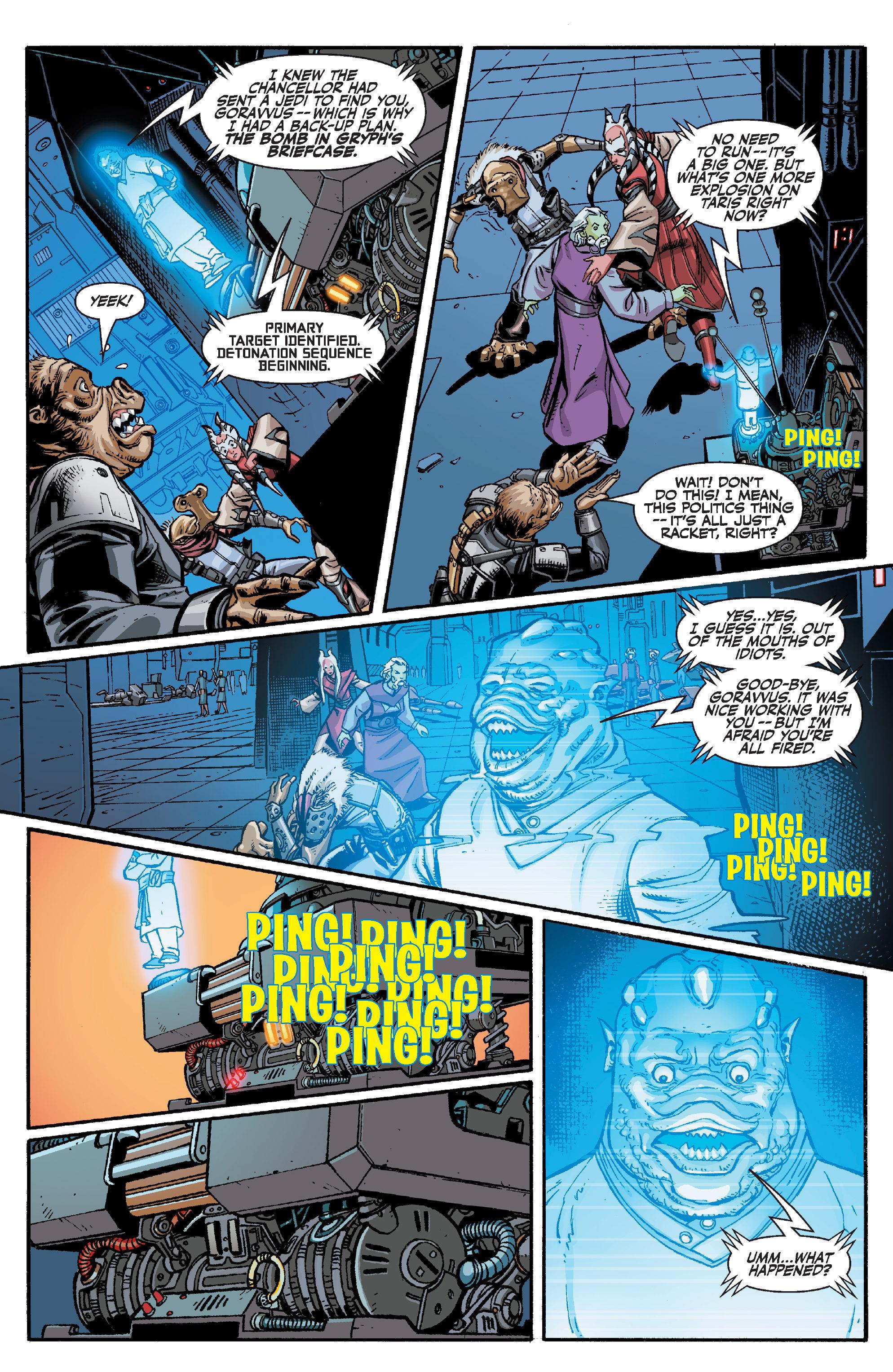 Read online Star Wars Omnibus comic -  Issue # Vol. 32 - 107