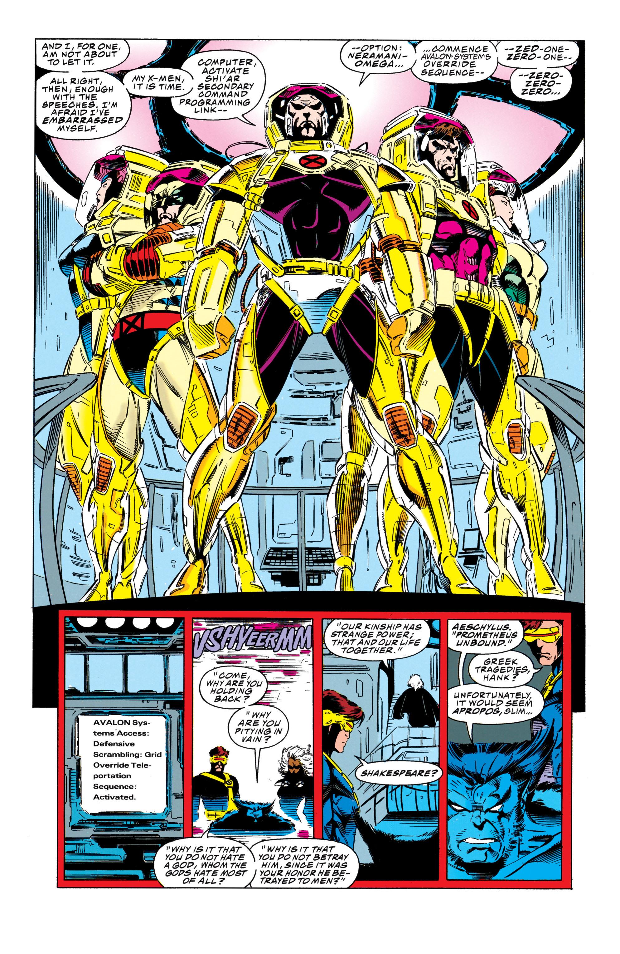 X-Men (1991) 25 Page 17