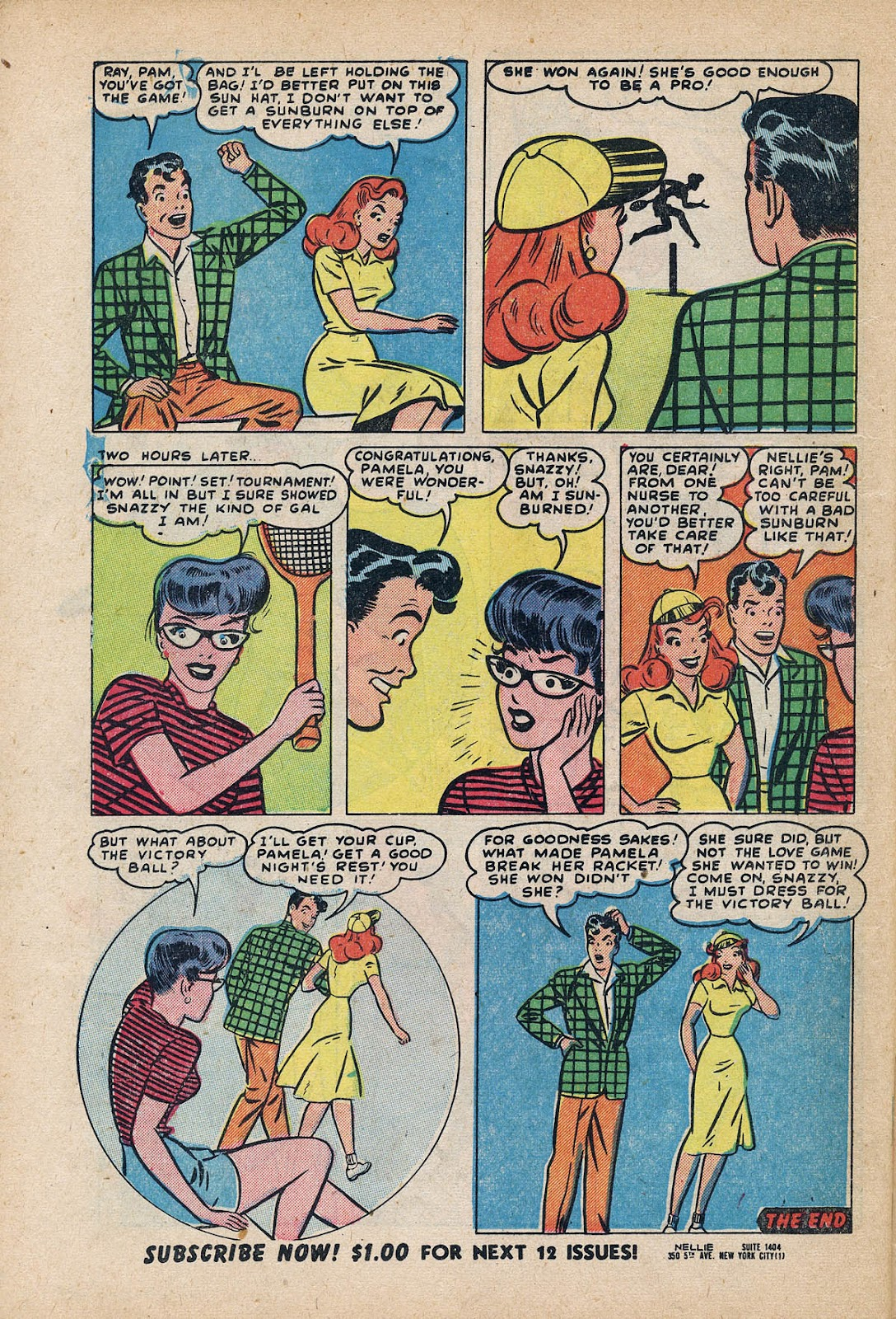 Nellie The Nurse (1945) issue 27 - Page 14
