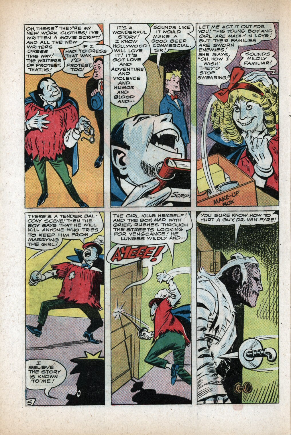 The Adventures of Bob Hope issue 105 - Page 8