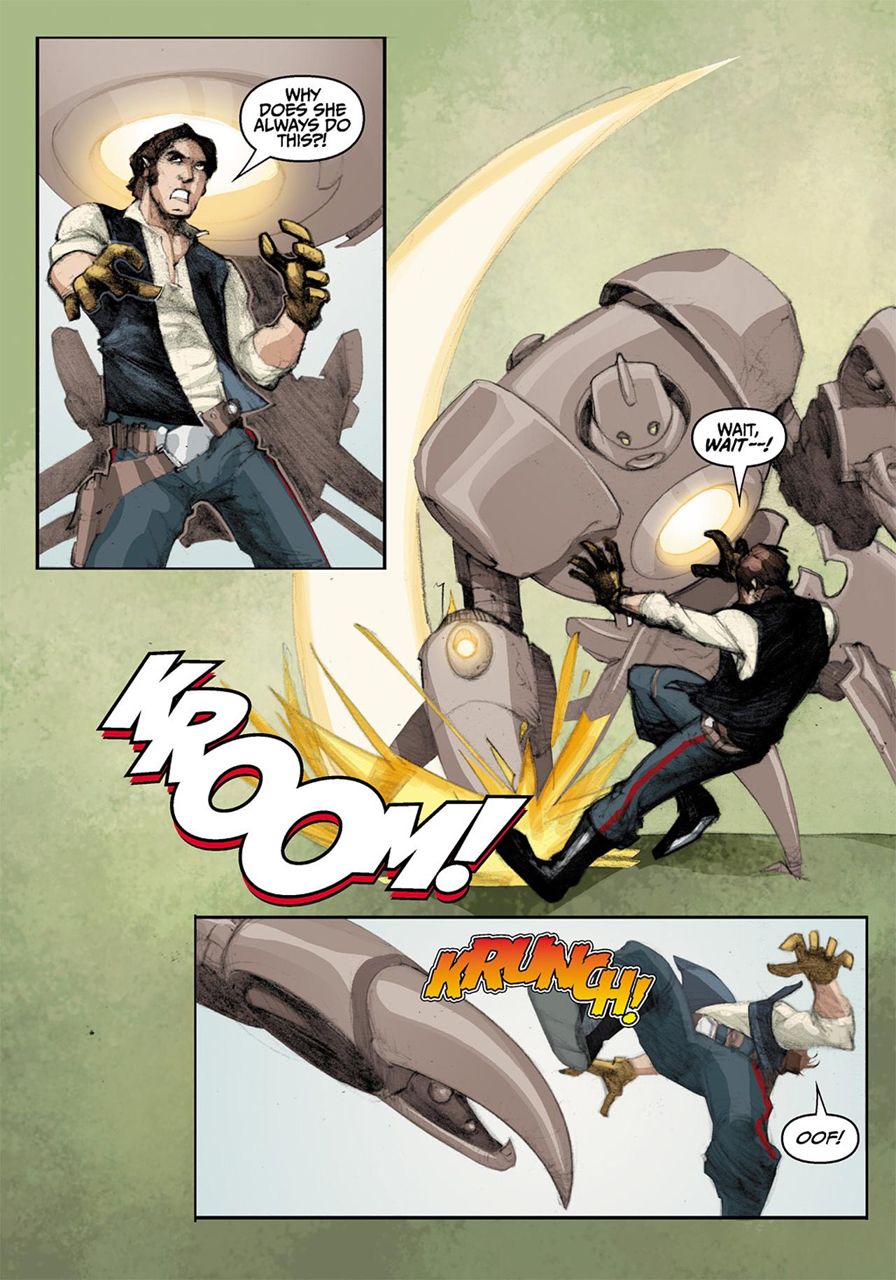 Read online Star Wars Omnibus comic -  Issue # Vol. 33 - 126