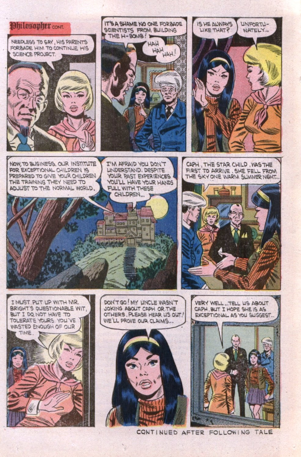 Midnight Tales issue 6 - Page 22