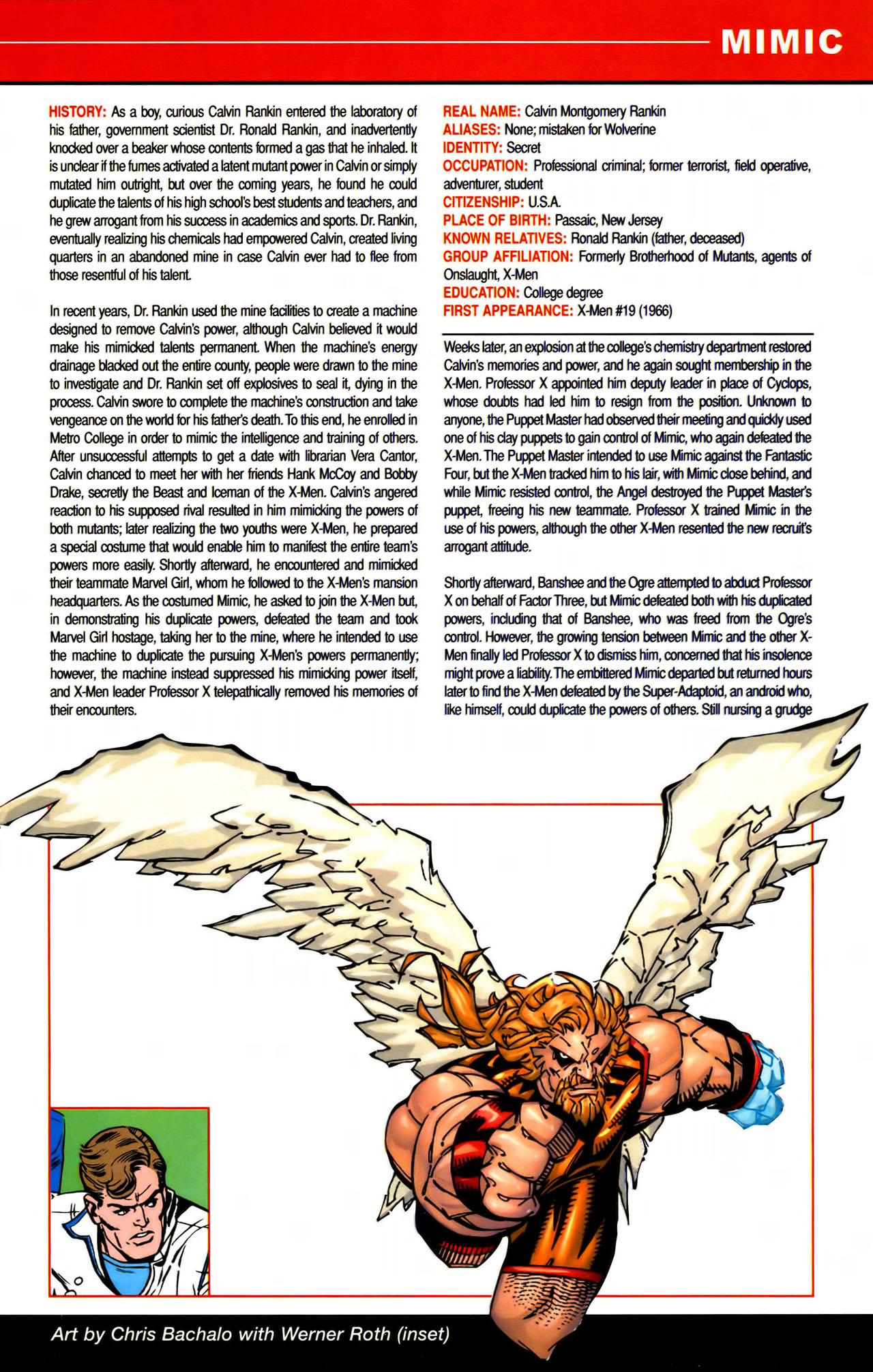 Read online All-New Official Handbook of the Marvel Universe A to Z comic -  Issue #7 - 39