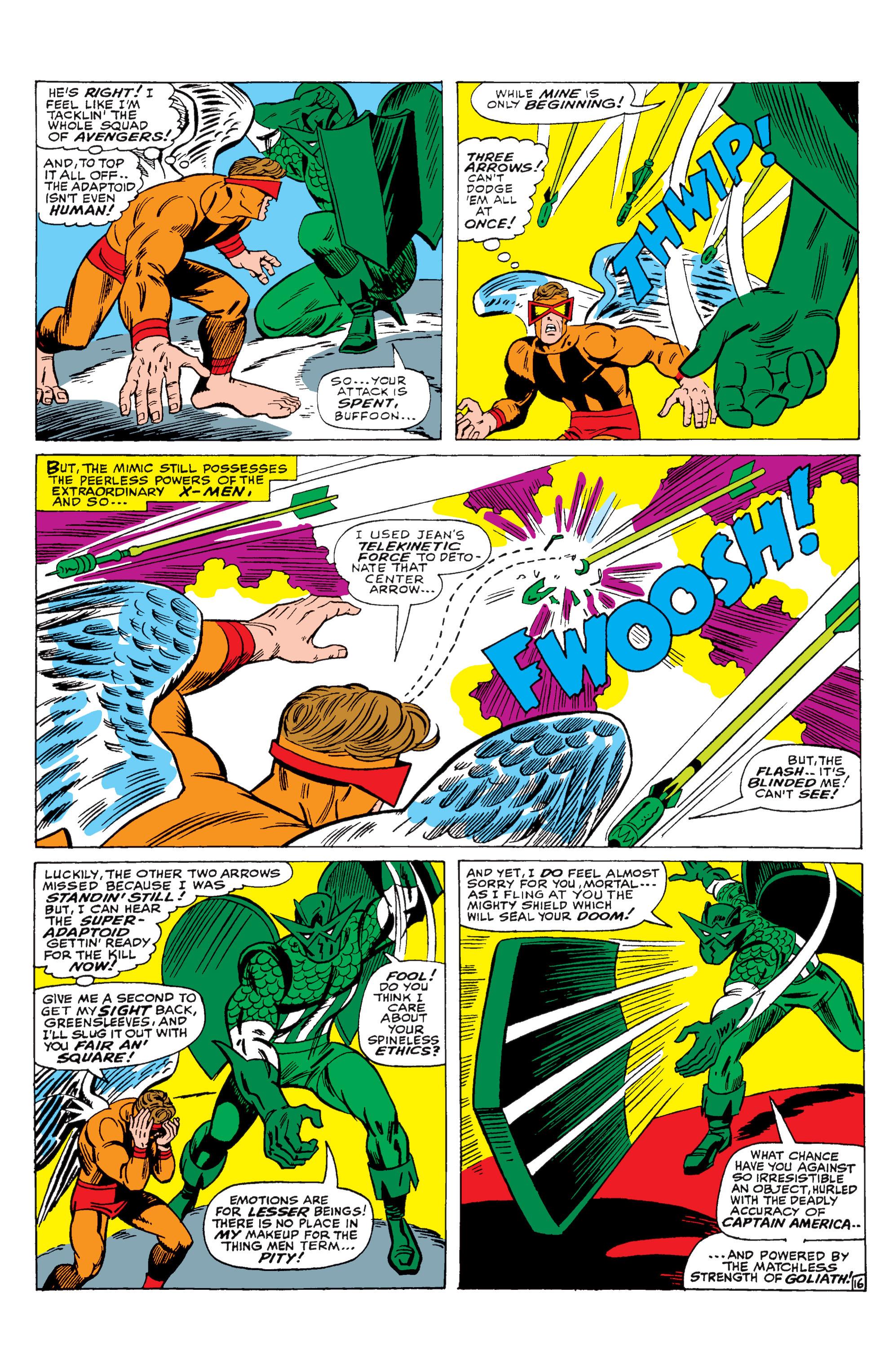 Read online Uncanny X-Men (1963) comic -  Issue #29 - 17