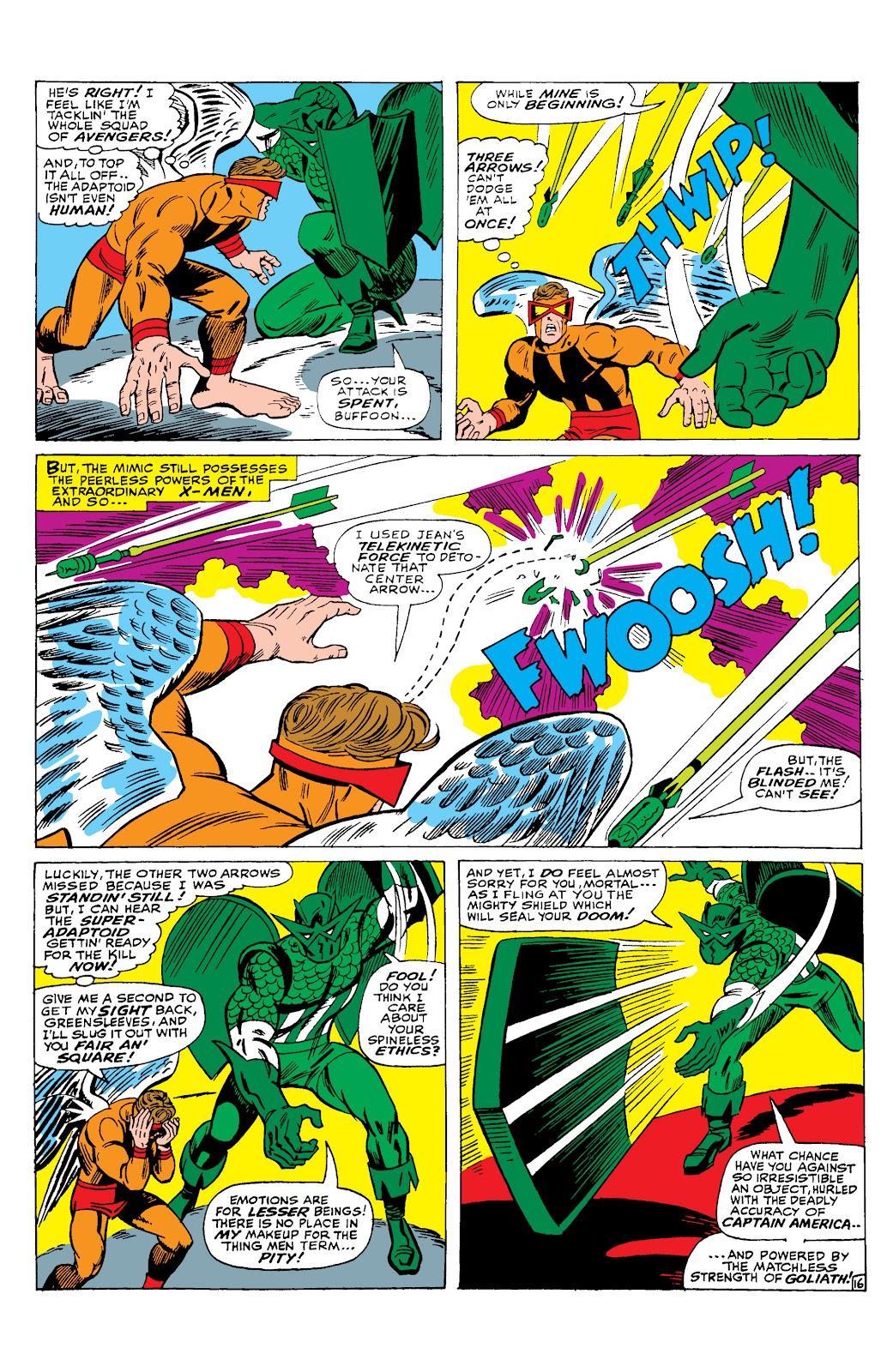 Uncanny X-Men (1963) issue 29 - Page 17