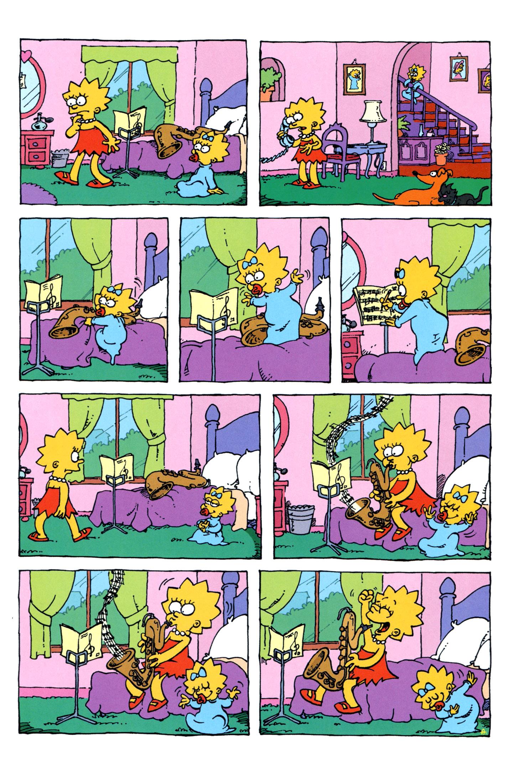 Read online Simpsons Comics Presents Bart Simpson comic -  Issue #75 - 16