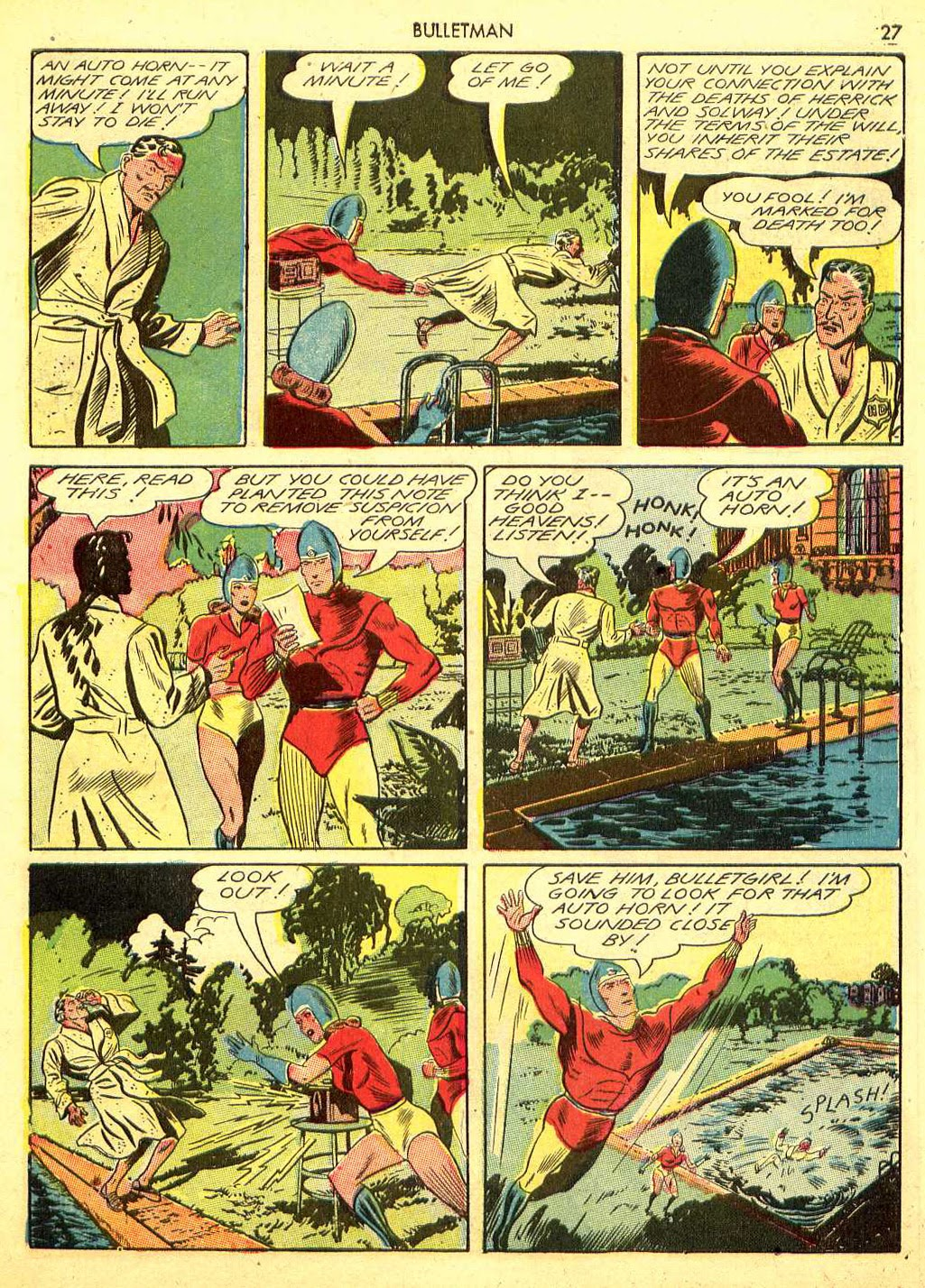 Bulletman issue 12 - Page 26