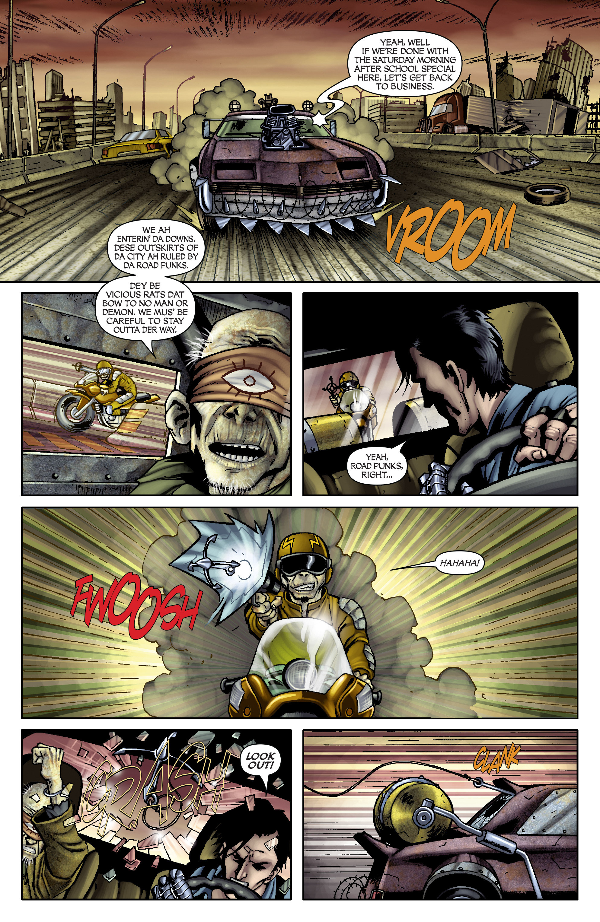 Read online Army of Darkness: From the Ashes comic -  Issue #Army of Darkness: From the Ashes TPB - 39