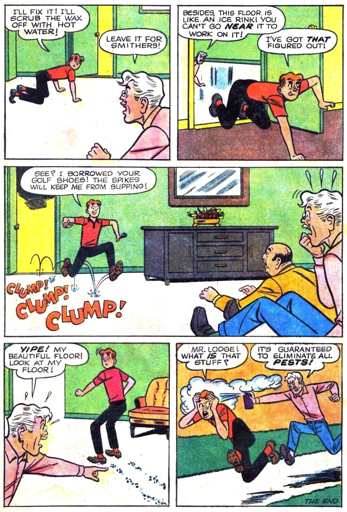 Read online Archie (1960) comic -  Issue #158 - 24