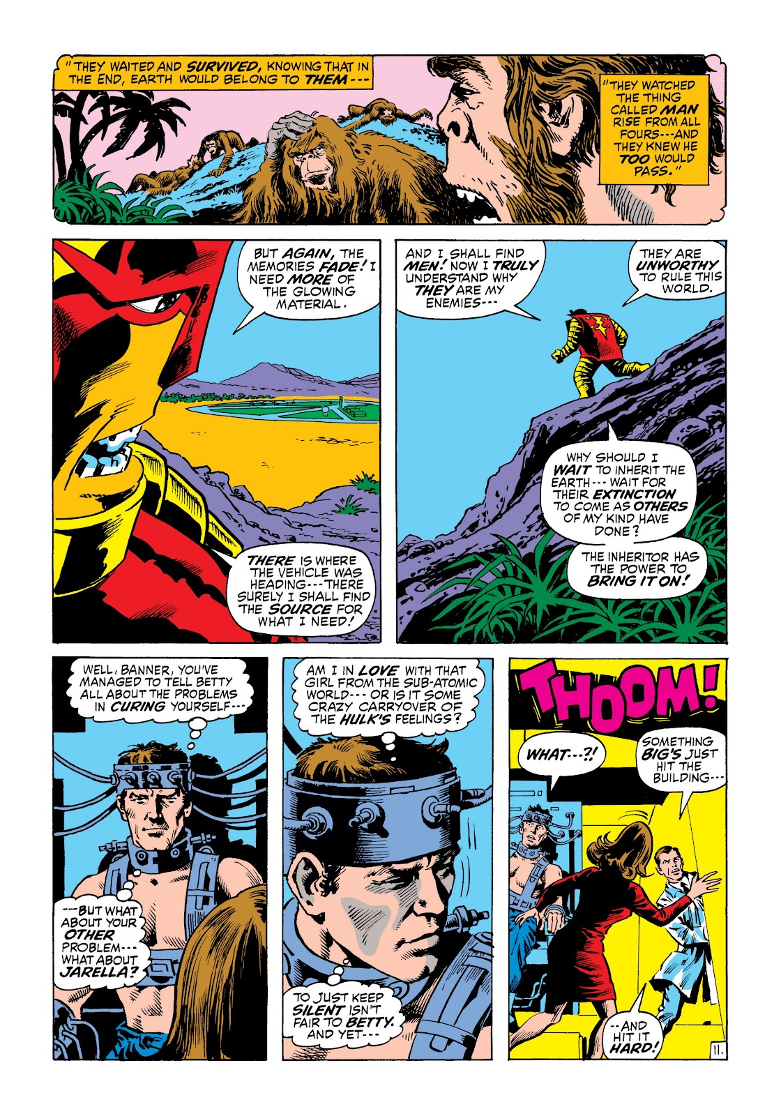 Read online Marvel Masterworks: The Incredible Hulk comic -  Issue # TPB 8 (Part 2) - 19