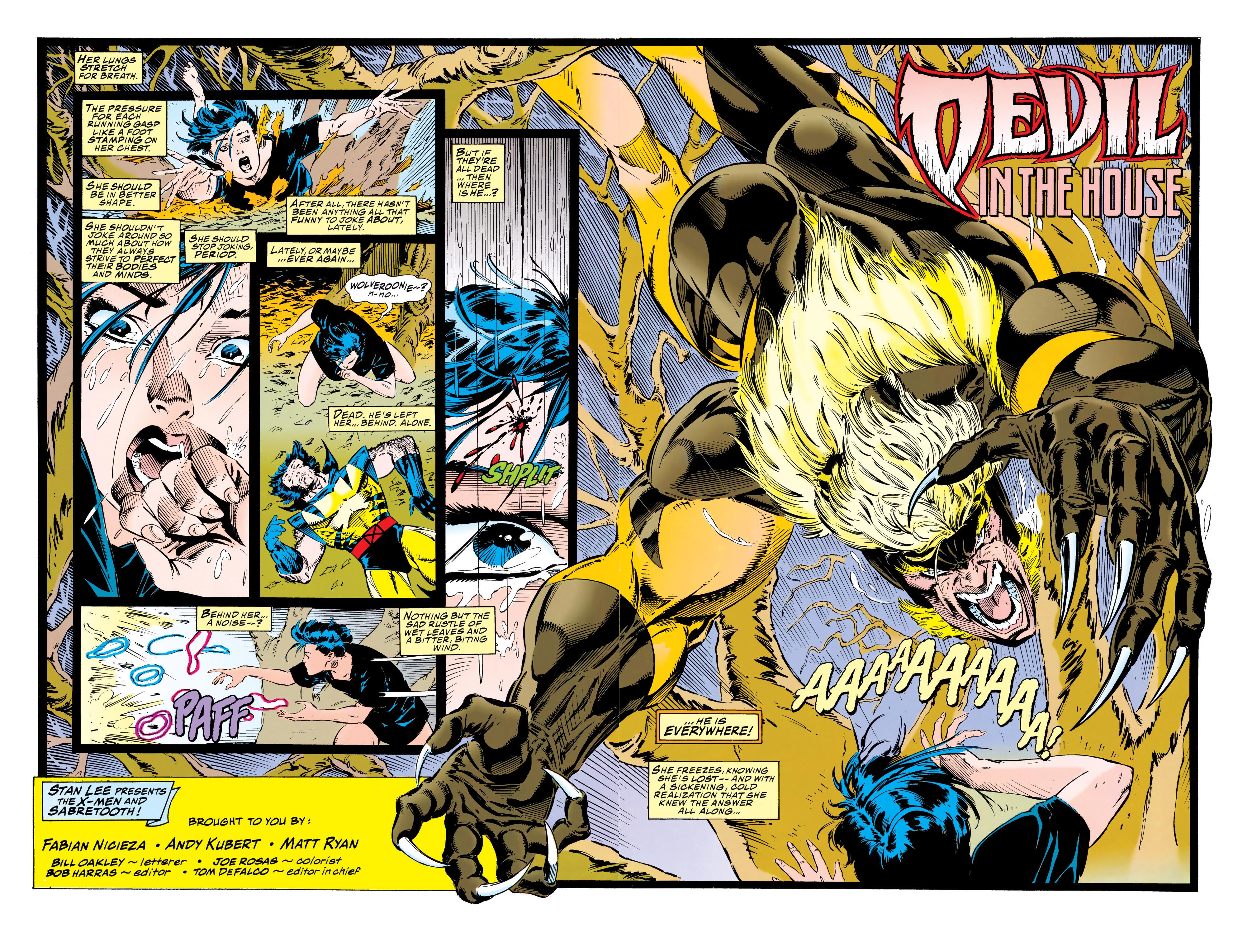 X-Men (1991) 28 Page 2