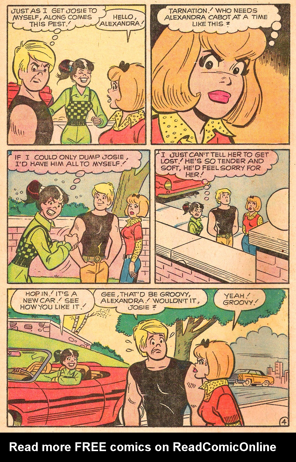 Read online She's Josie comic -  Issue #69 - 14