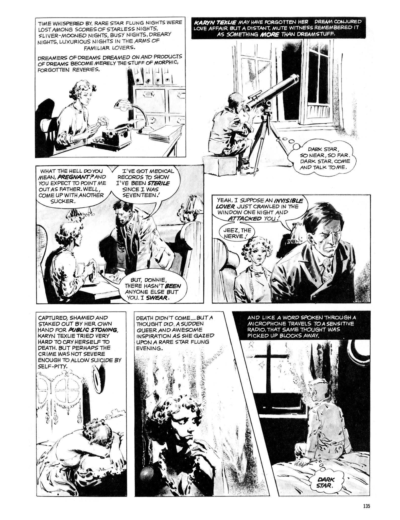 Read online Eerie Archives comic -  Issue # TPB 16 - 136