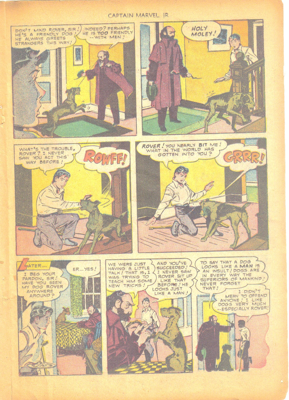 Captain Marvel, Jr. issue 95 - Page 26