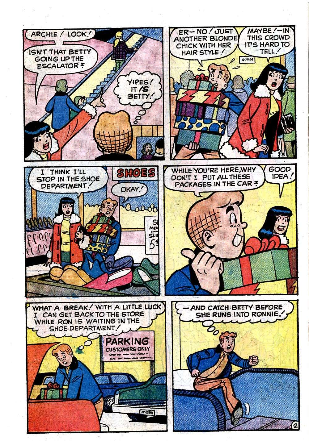 Read online Archie (1960) comic -  Issue #232 - 22