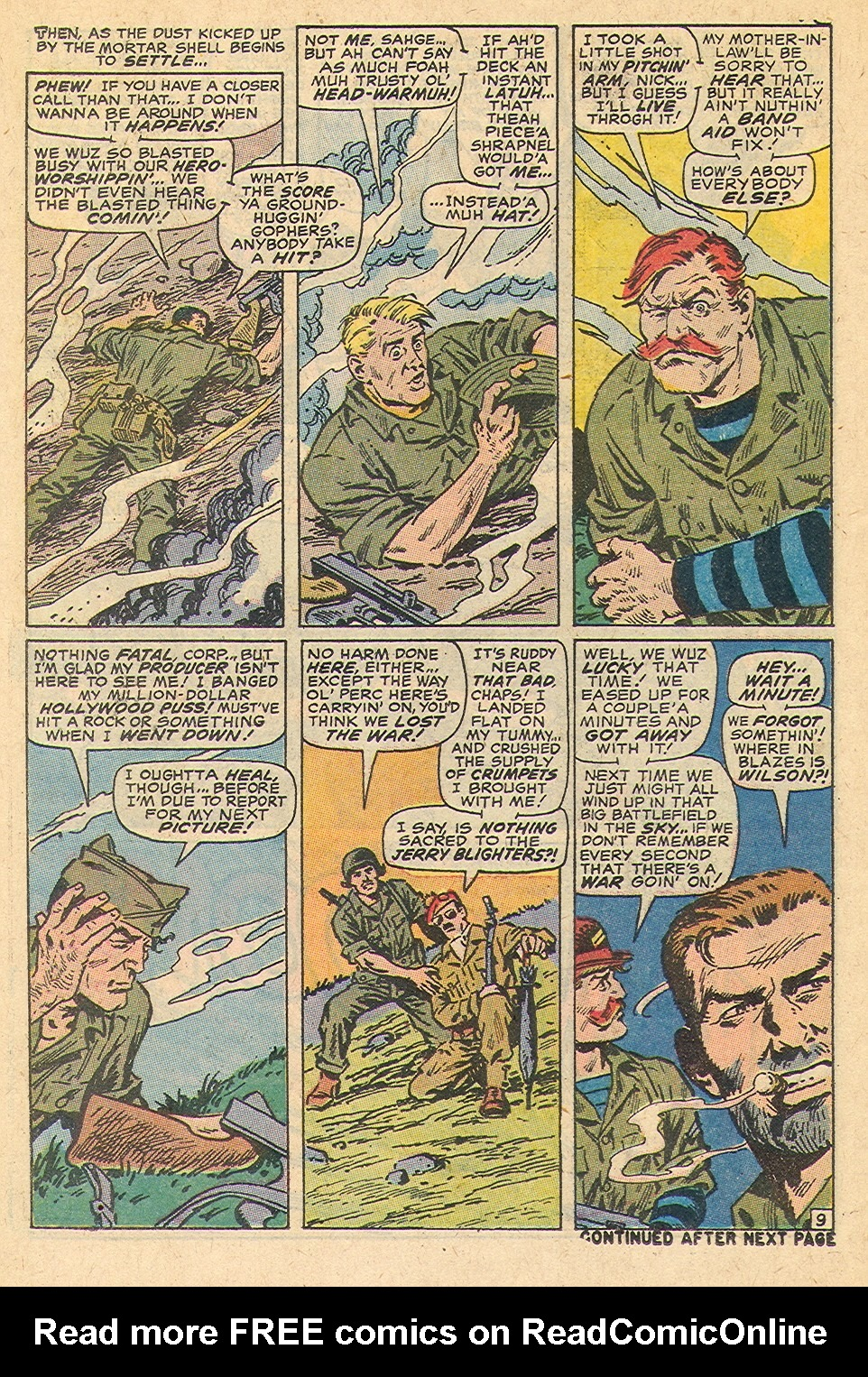 Read online Sgt. Fury comic -  Issue #75 - 14