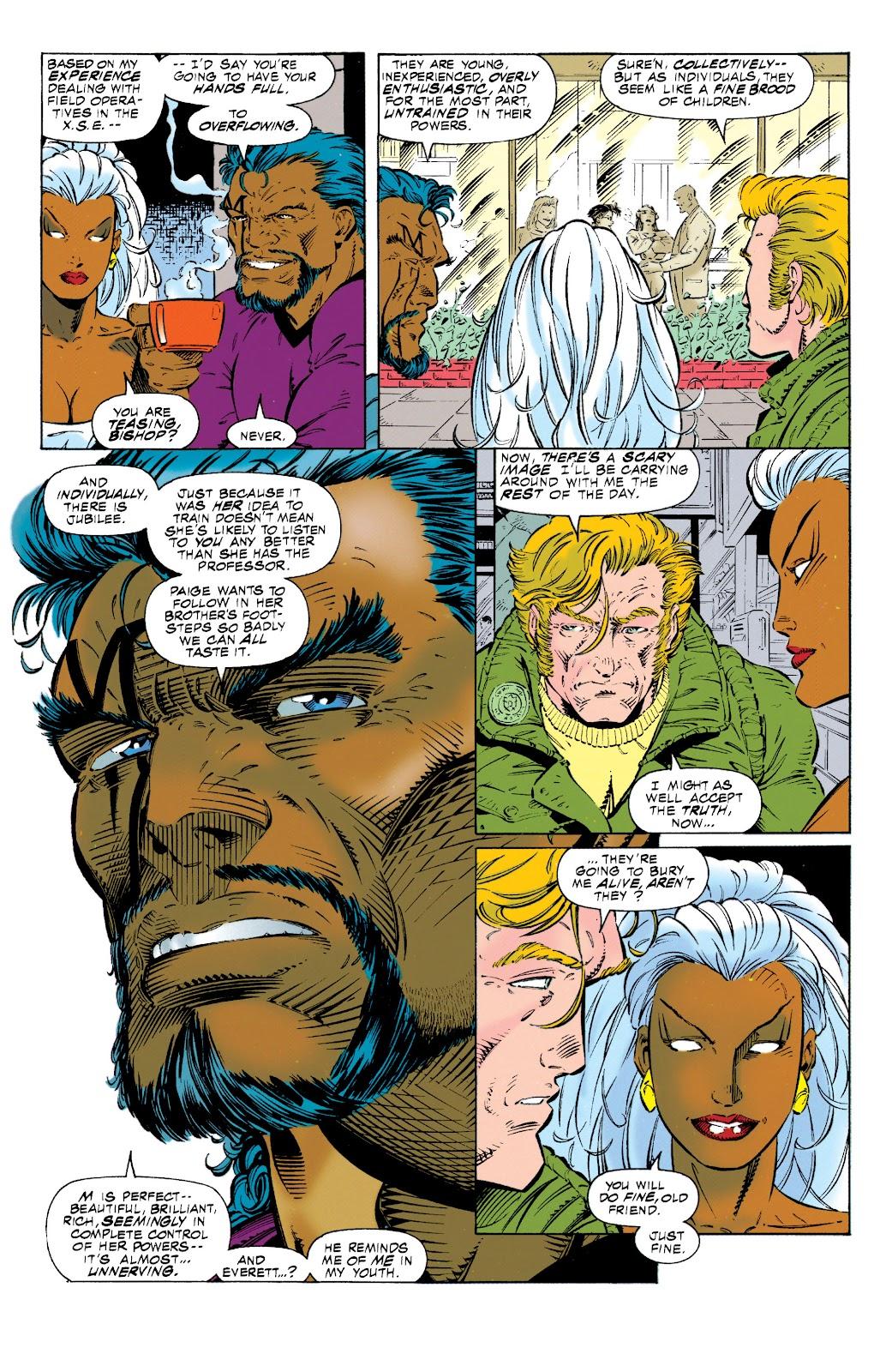 Uncanny X-Men (1963) issue 318 - Page 10