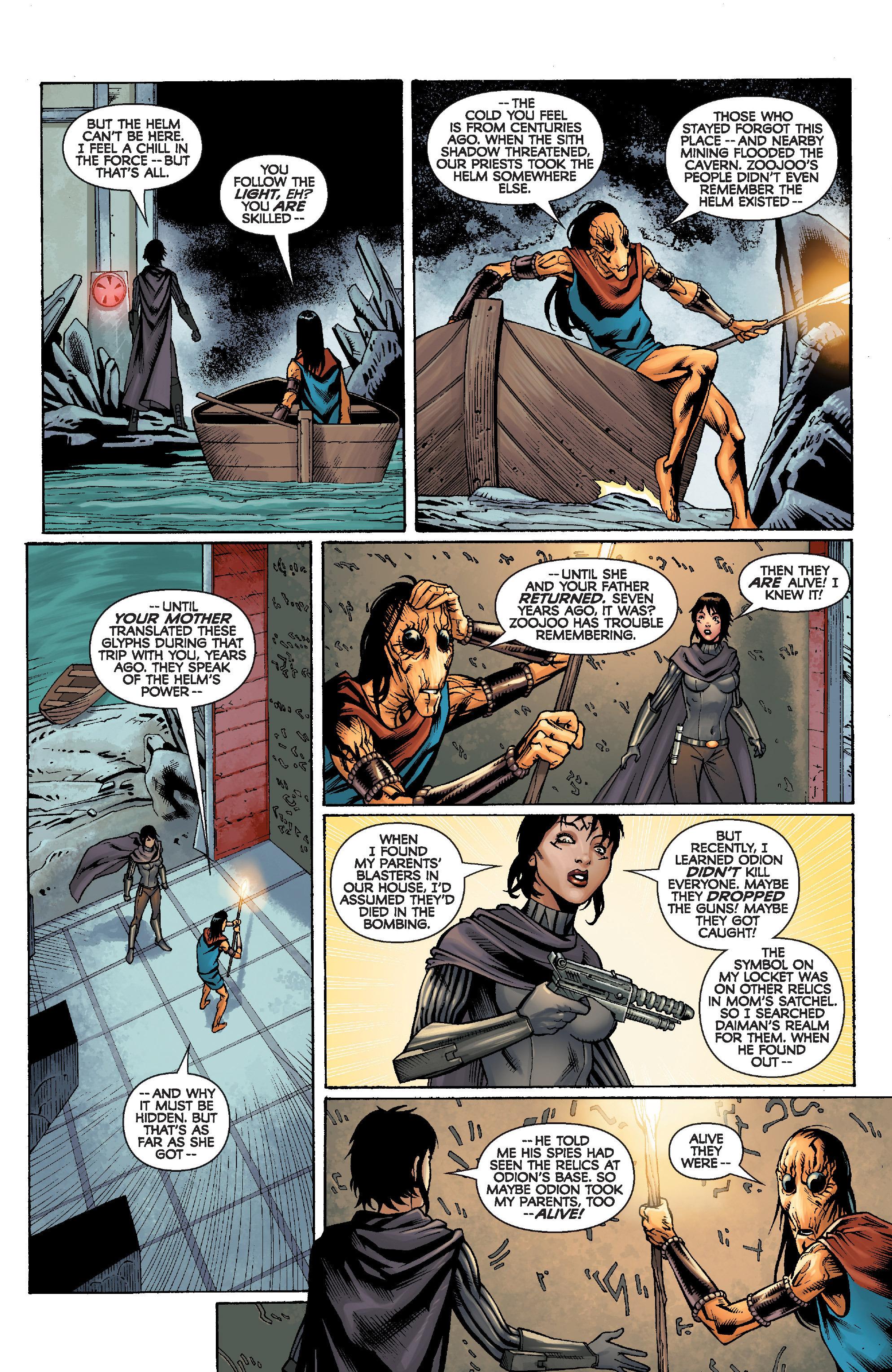 Read online Star Wars: Knight Errant - Escape comic -  Issue #2 - 15
