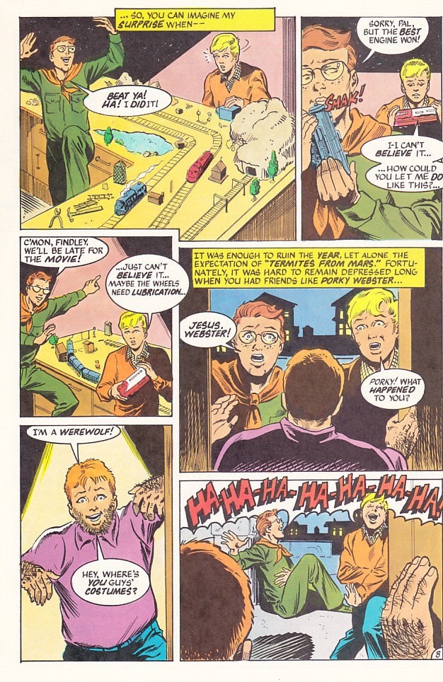 Read online Twisted Tales (1987) comic -  Issue # Full - 11