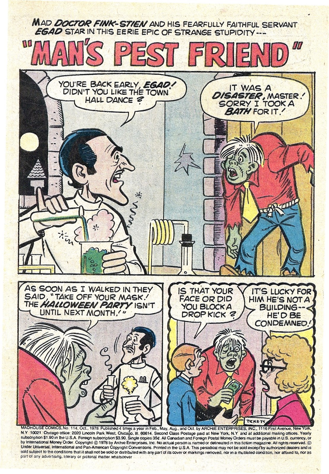 Read online Madhouse Comics comic -  Issue #114 - 3