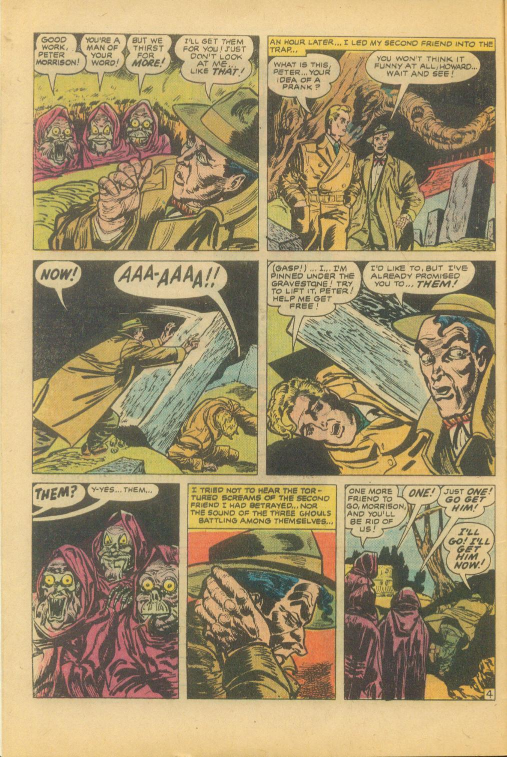 Crypt of Shadows (1973) issue 11 - Page 8