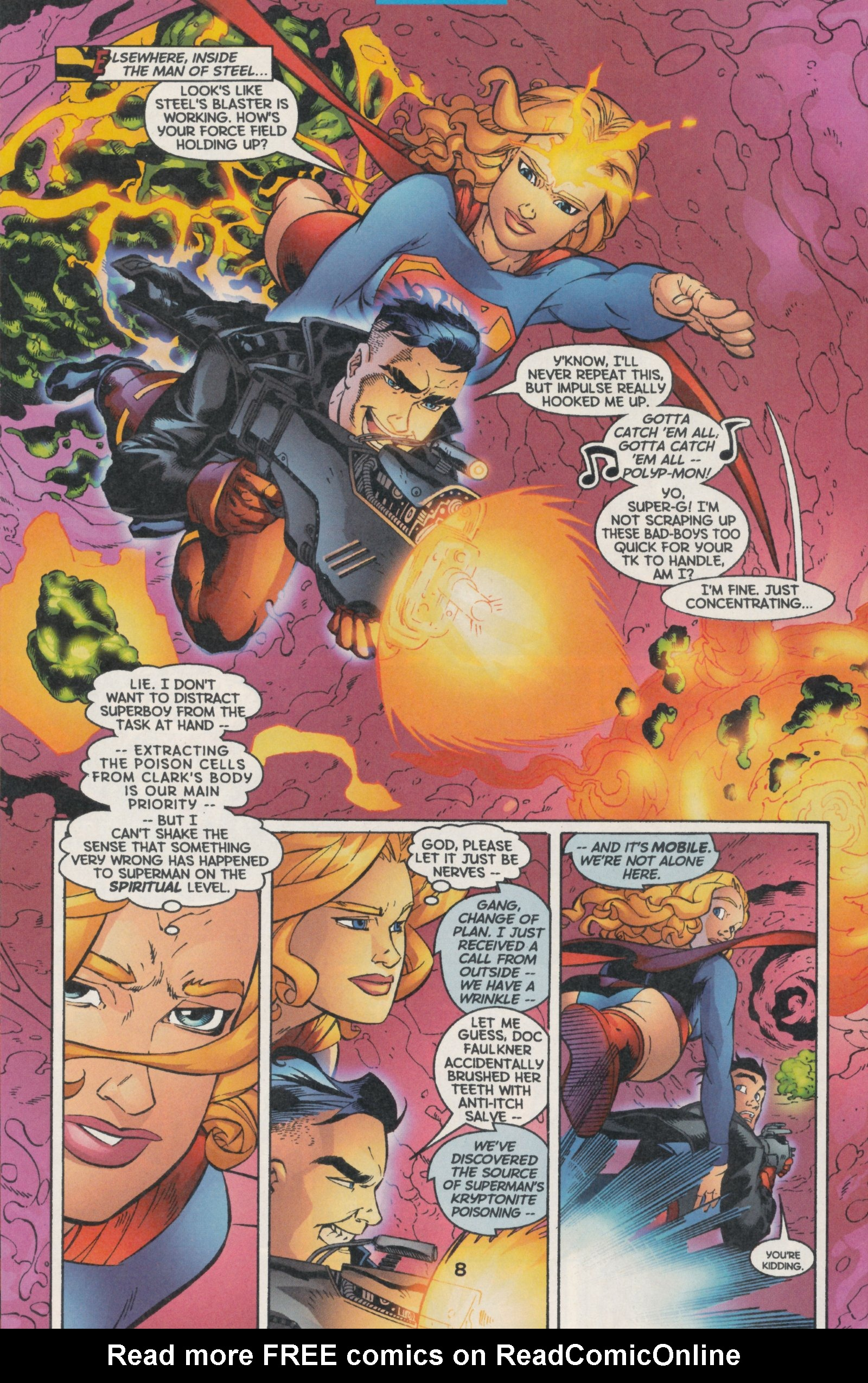Action Comics (1938) 767 Page 9