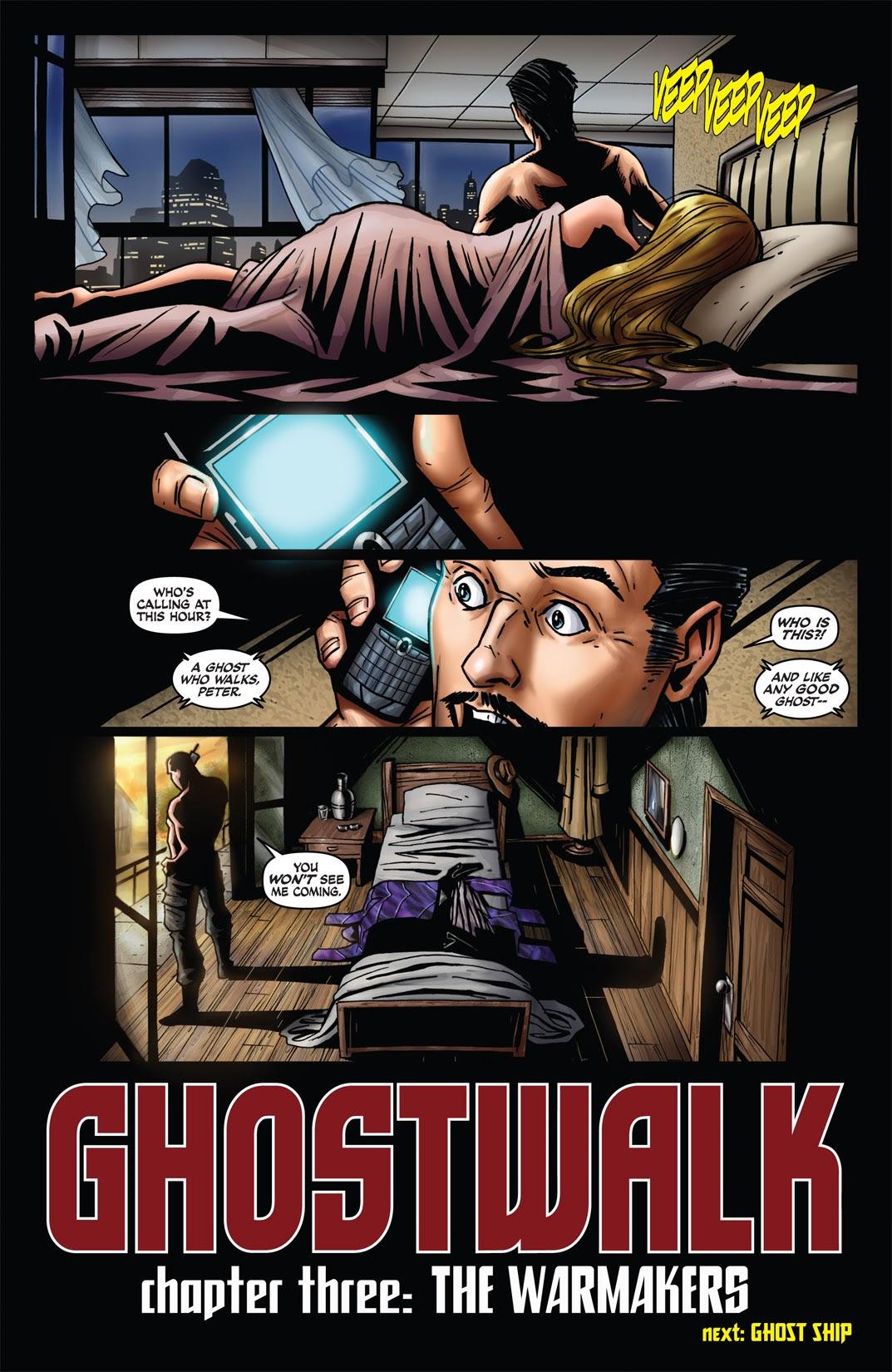 The Last Phantom 3 Page 24