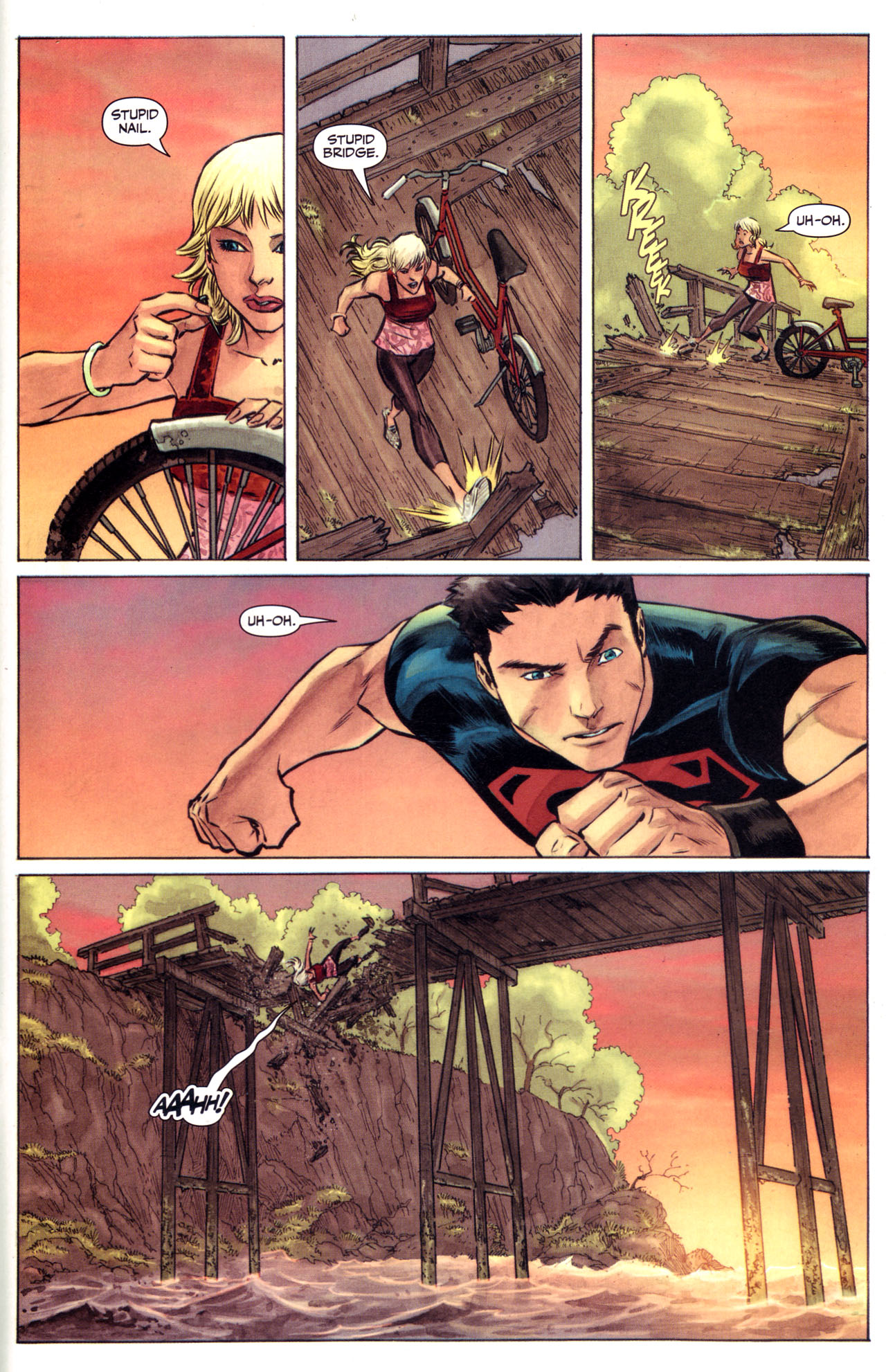 Read online Adventure Comics (2009) comic -  Issue #1 - 9