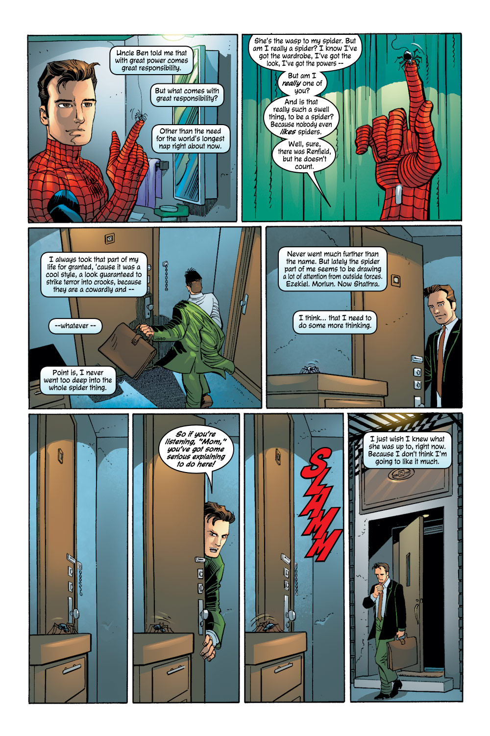 The Amazing Spider-Man (1999) 46 Page 21