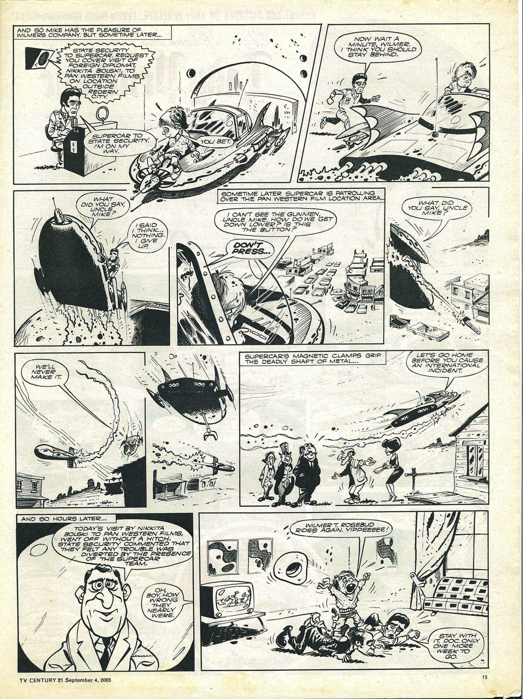 Read online TV Century 21 (TV 21) comic -  Issue #33 - 14
