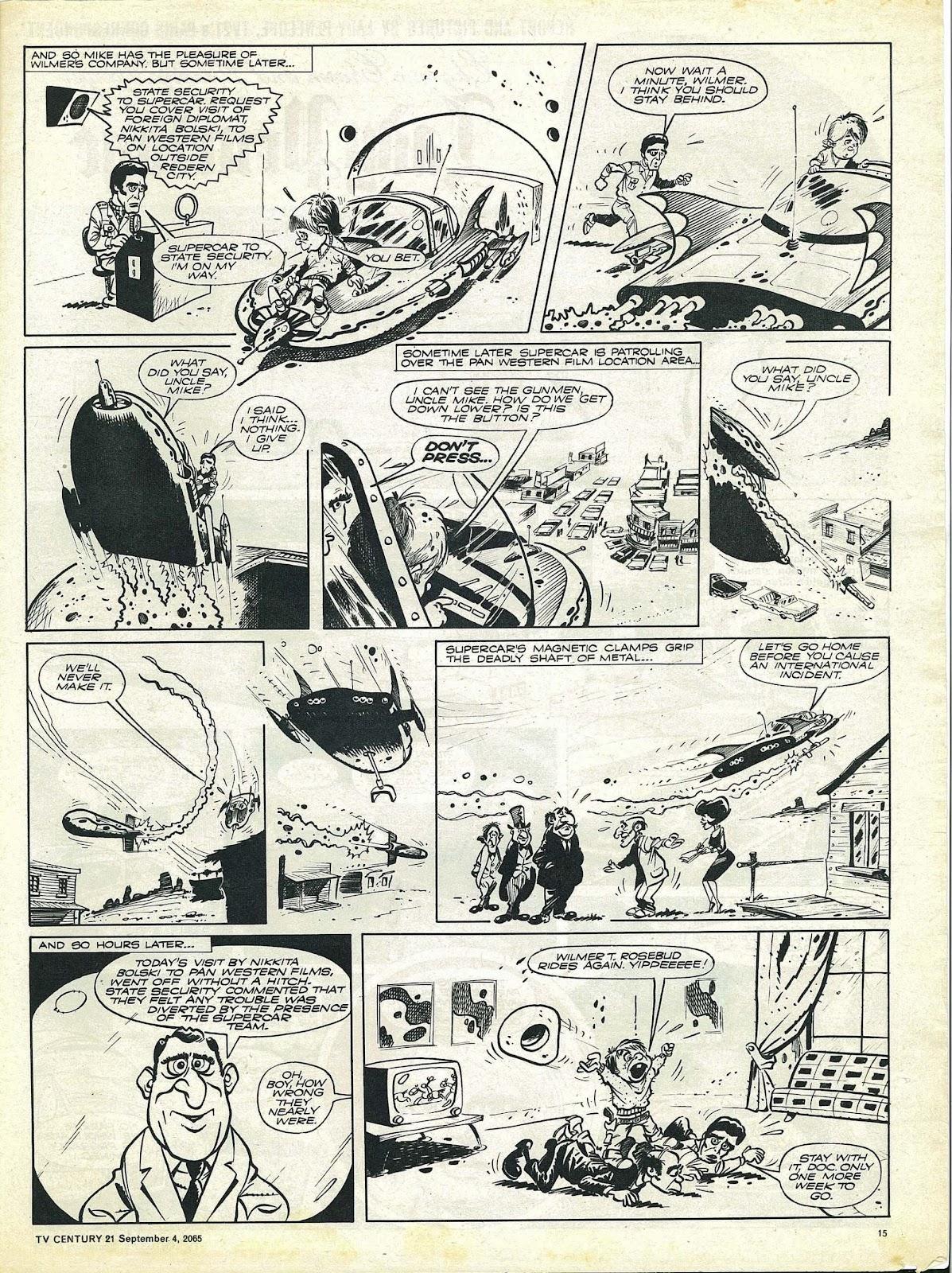 TV Century 21 (TV 21) issue 33 - Page 14
