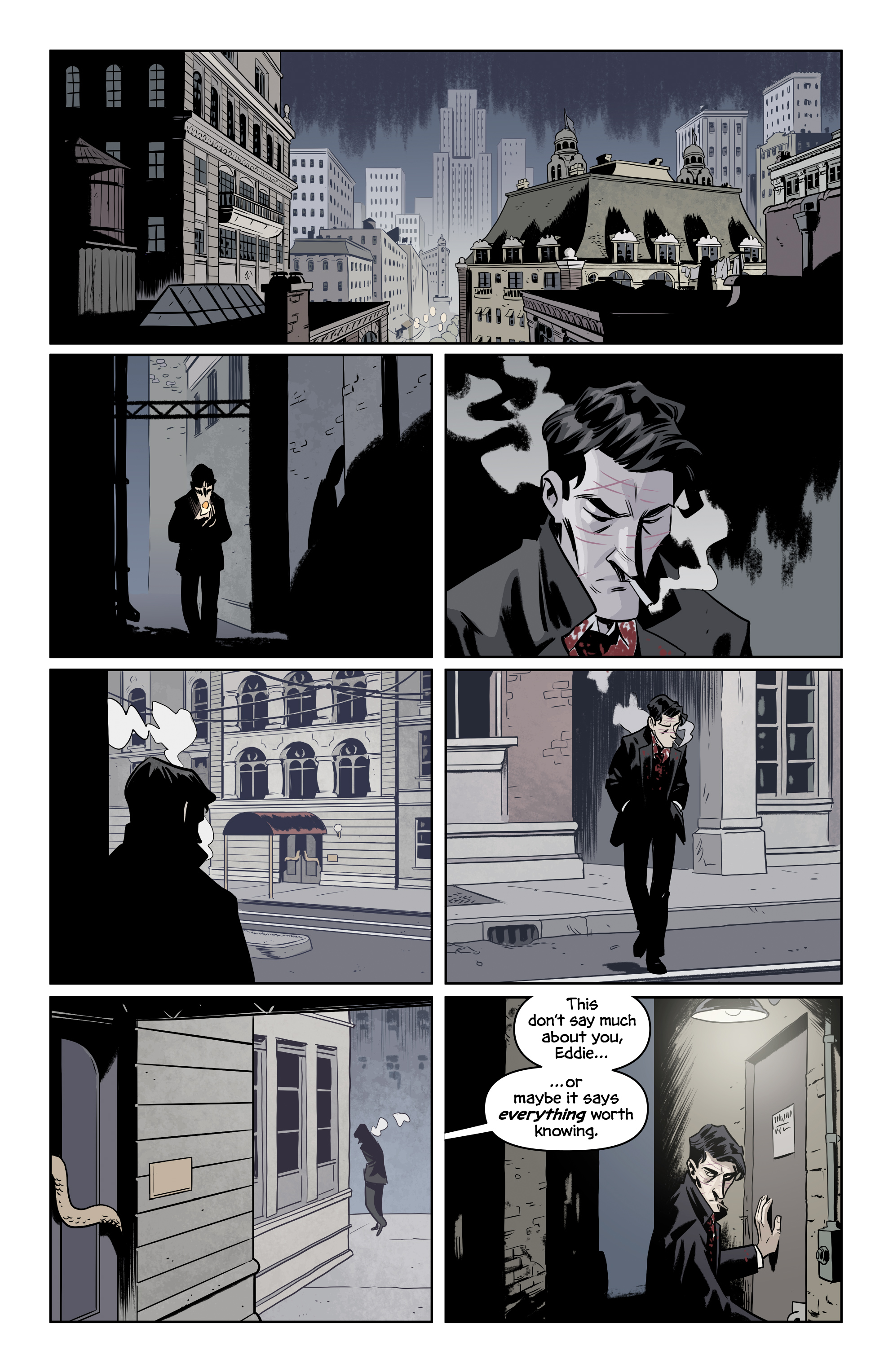 Read online The Damned comic -  Issue #2 - 17