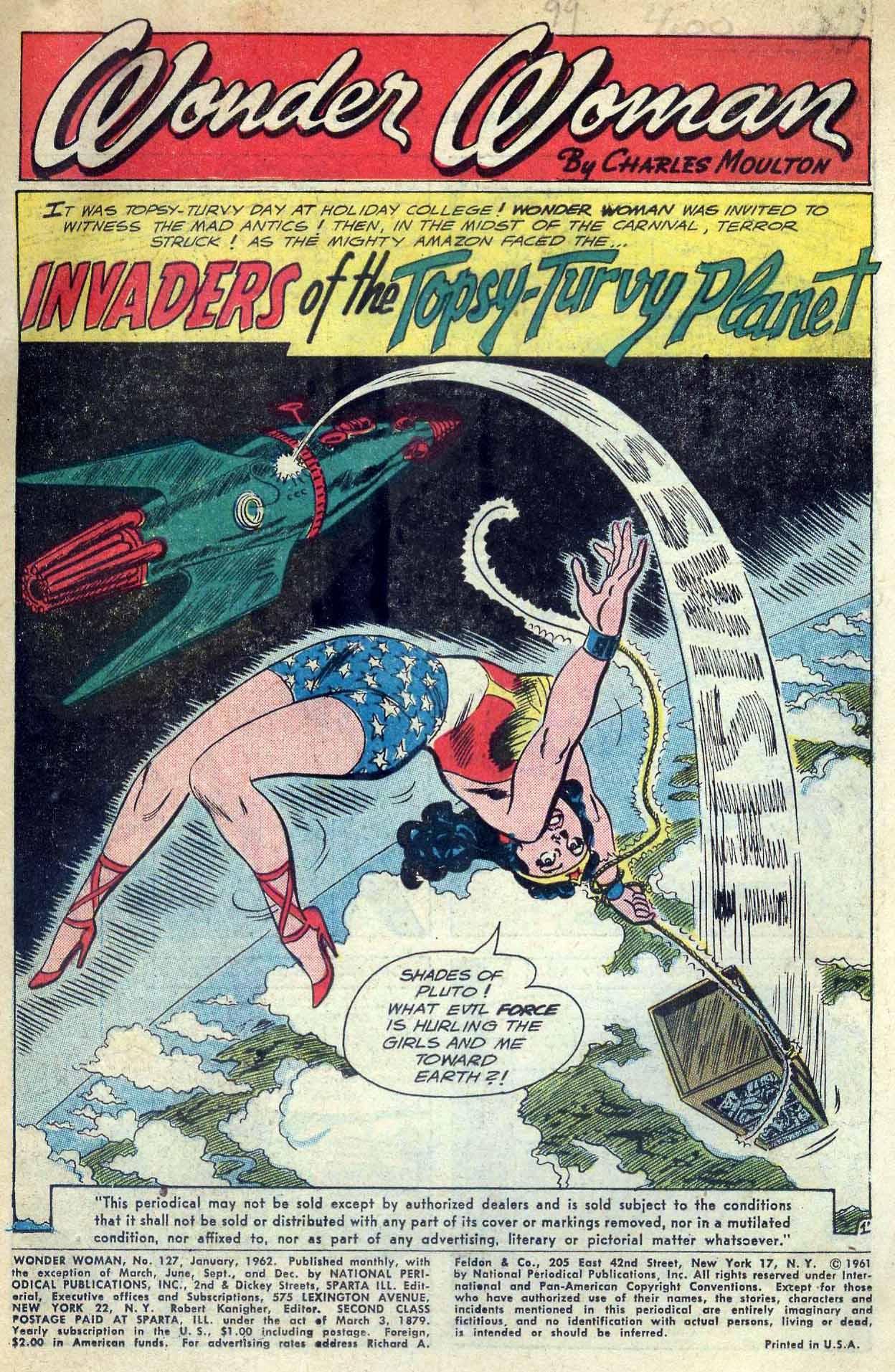 Read online Wonder Woman (1942) comic -  Issue #127 - 3